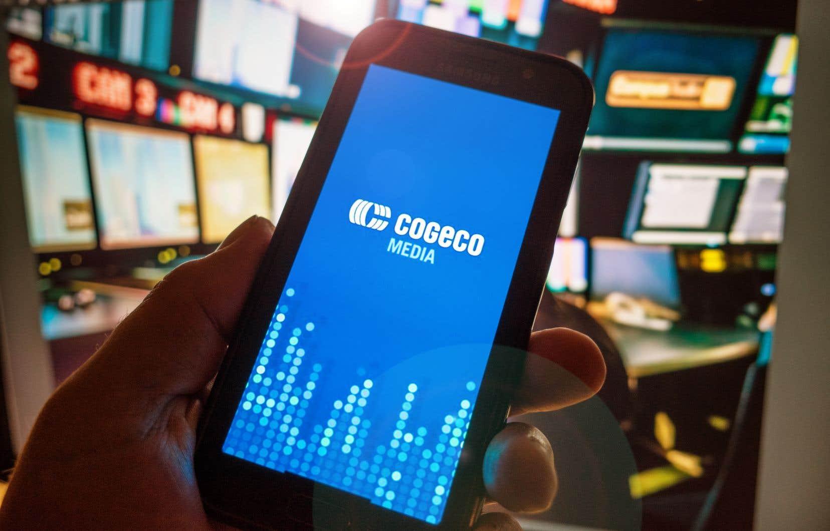 En début de journée, le géant des télécommunications Rogers y était allé d'une offensive en dévoilant une série d'engagements s'il parvenait à mettre le grappin sur les actifs canadiens de Cogeco et sa principale filiale, Cogeco Communications.