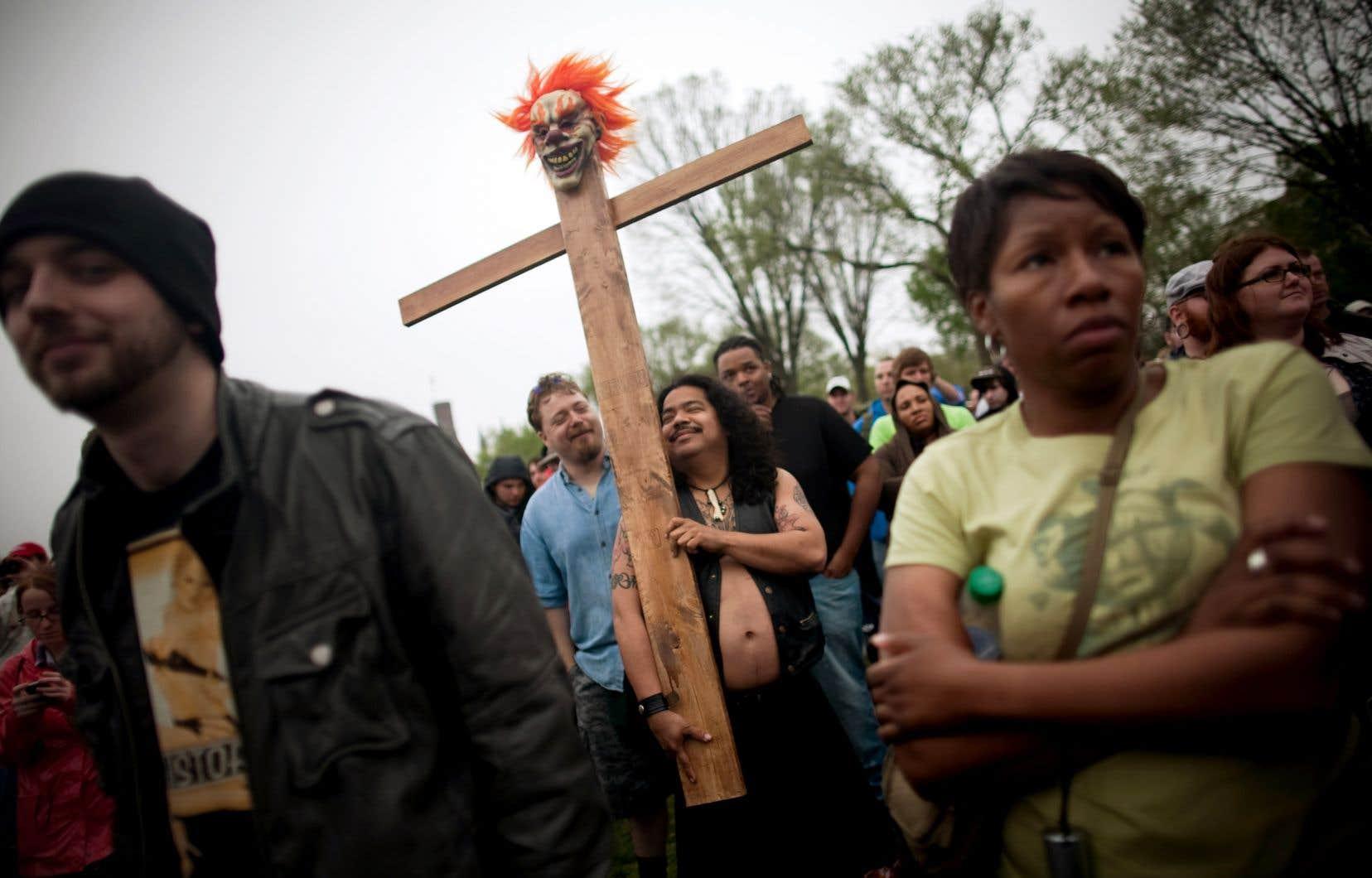 Le nombre d'Américains qui ne sont affiliés à aucune religion est en hausse constante. En 10 ans, ils sont passés de 17% à 26% de la population américaine.