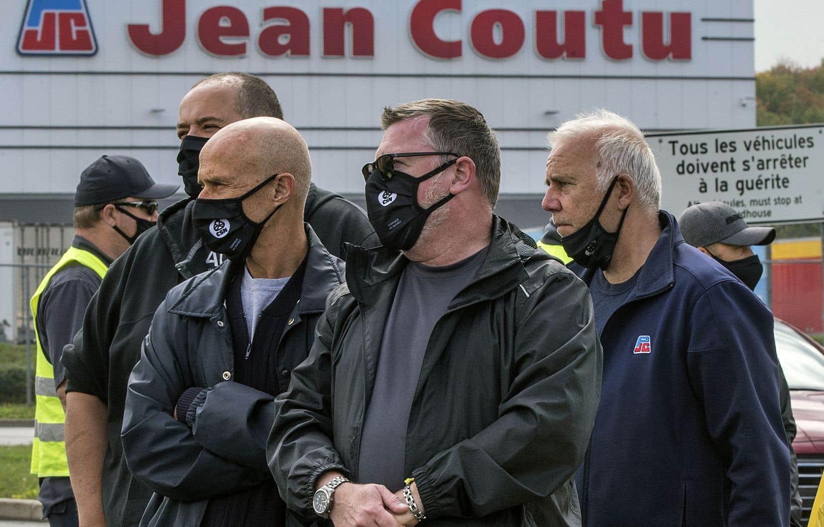 Le syndicat s'interroge sur les véritables motifs de Jean Coutu pour maintenir son lockout sans proposer de solution.