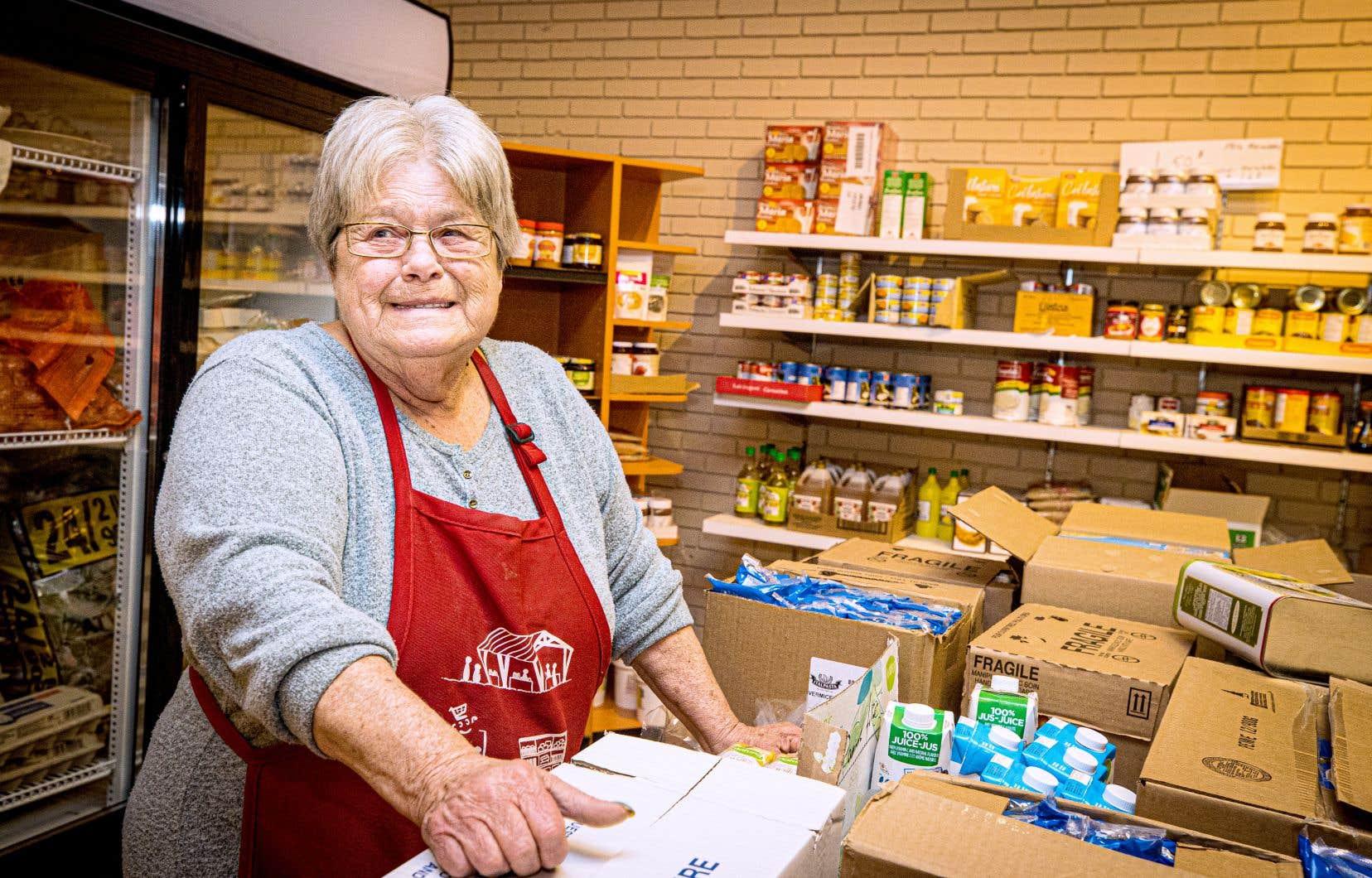La coopérative de solidarité Panier futé a été lancée en 2016 afin d'offrir des produits alimentaires frais et abordables.