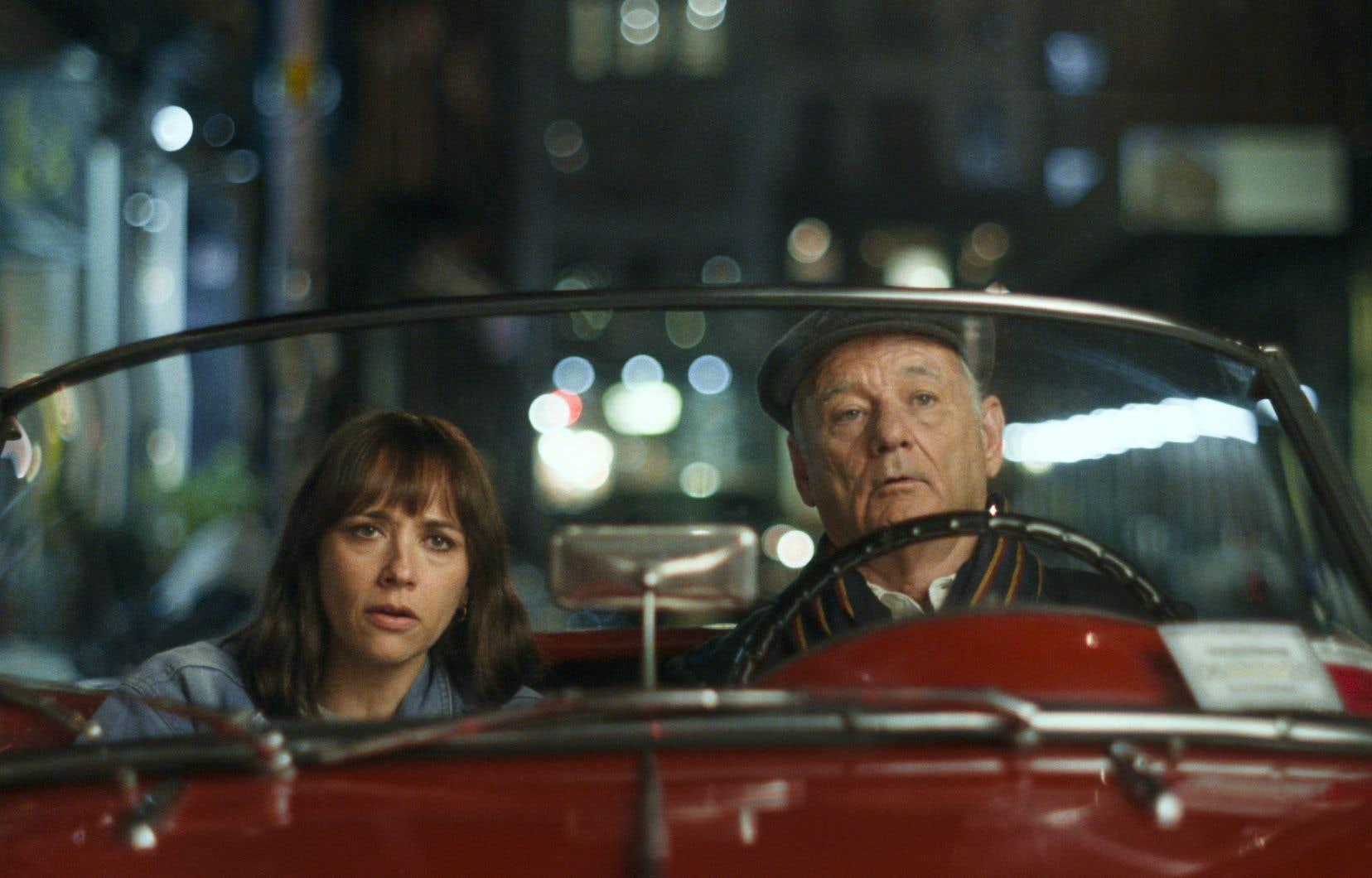 Le deuxième acte du long métrage est constitué de filatures nocturnes au cours desquelles le père volage qu'est Felix tente de renouer avec sa fille.