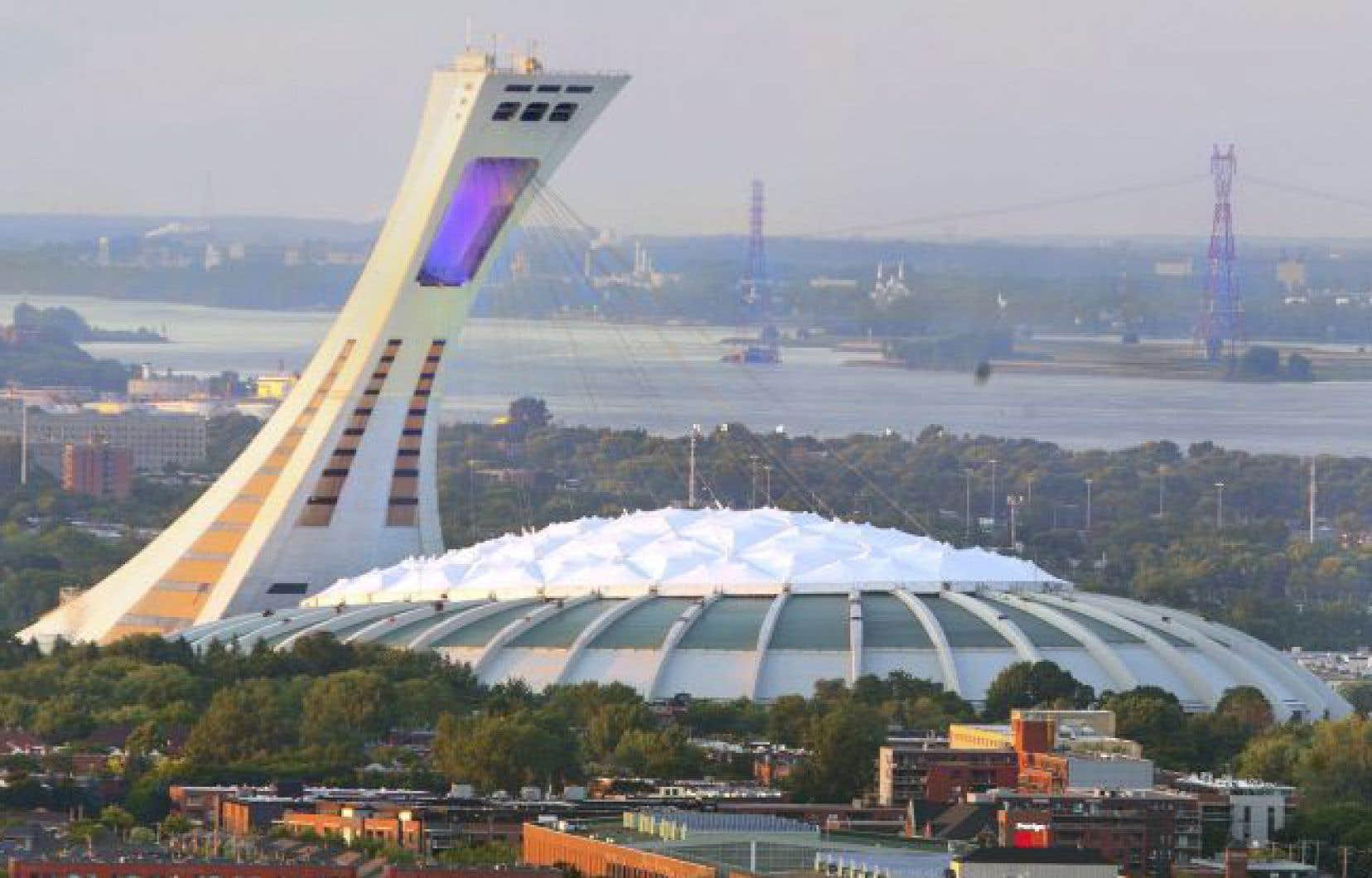 Le Stade olympique est considéré comme l'une des oeuvres marquantes de l'architecte Roger Taillibert.