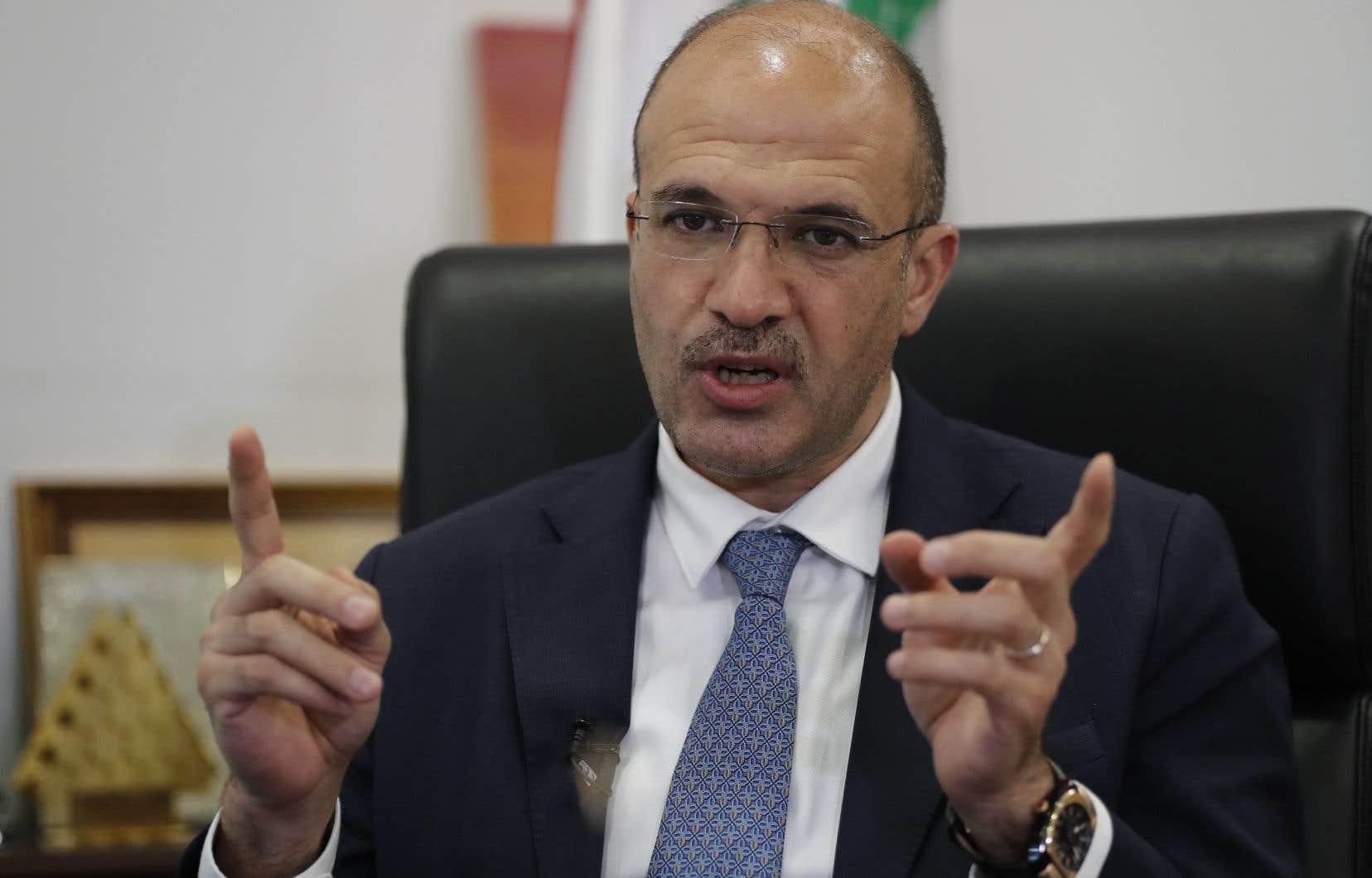Selon le ministre libanais de la Santé,Hassan, le taux de mortalité au Liban a atteint «un pic» de 1,2% et ce chiffre ne doit pas être «pris à la légère».