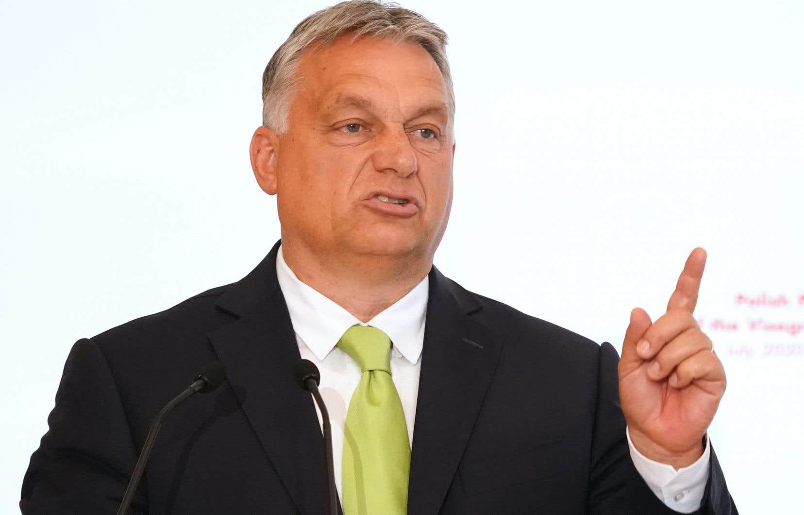 Viktor Orbán a promis en 2018 l'instauration d'une «nouvelle ère» culturelle visant à défendre les valeurs chrétiennes et traditionnelles.
