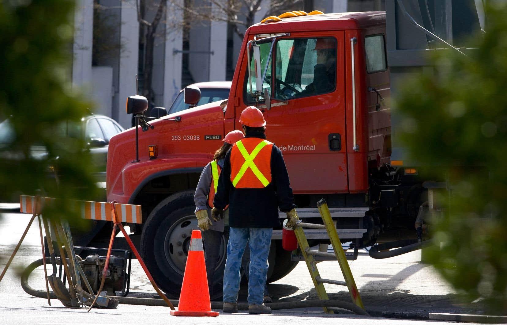 Comme le rapportait «Le Devoir» lundi, une enquête menée l'an dernier par une firme indépendante a révélé que le climat de travail au Service des travaux publics de l'arrondissement était «toxique» pour certains employés.