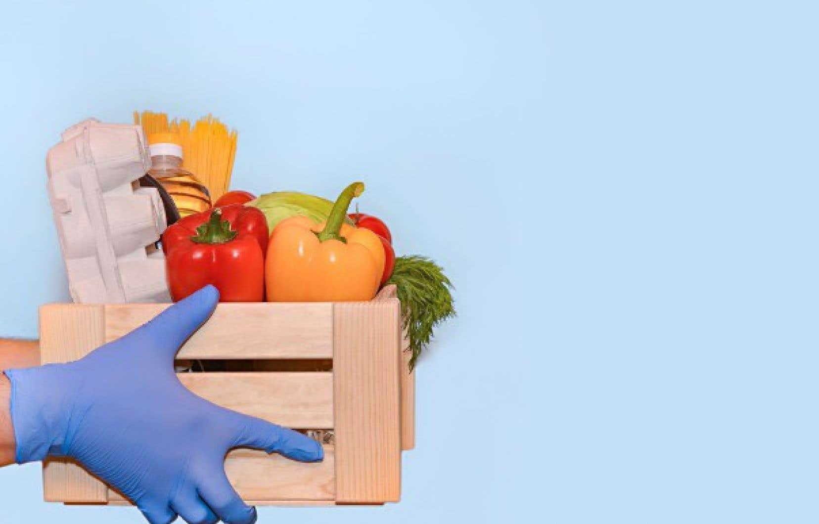 «Il y a un besoin important dans tout ce qui est de l'ordre de la distribution alimentaire, autant au niveau du financement qu'au niveau des ressources», explique Yannick Eliott, vice-président du développement philanthropique chez Centraide du Grand Montréal.