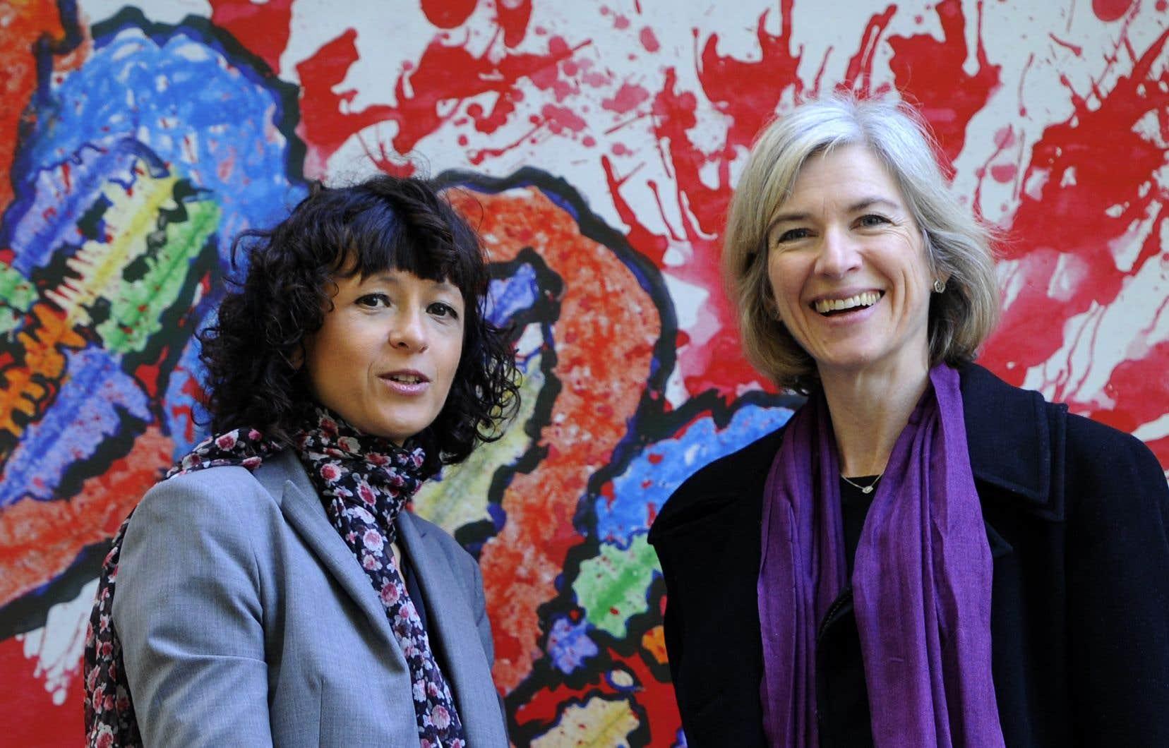 La Française Emmanuelle Charpentier et l'Américaine Jennifer Doudna ont mis au point des «ciseaux moléculaires» capables de modifier les gènes humains, une percée révolutionnaire.