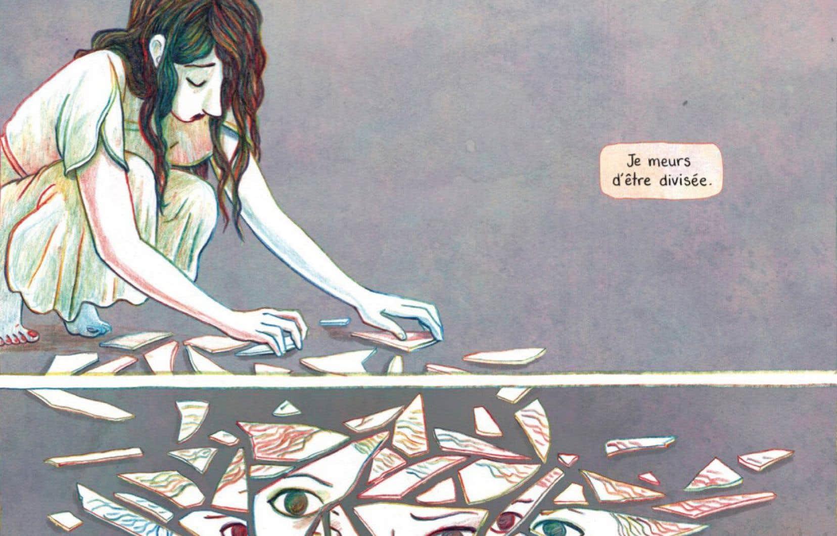 Avec «Anaïs Nin. Sur la mer des mensonges», la bédéiste Léonie Bischoff nous offre un lever de voile sur la vie, réelle et un tantinet (c'est un euphémisme) romancée, de l'écrivaine francoaméricanocubaine en s'intéressant particulièrement à la portion consacrée au début des années 1930 de son «Journal de l'amour», bien évidemment dans sa version non censurée.