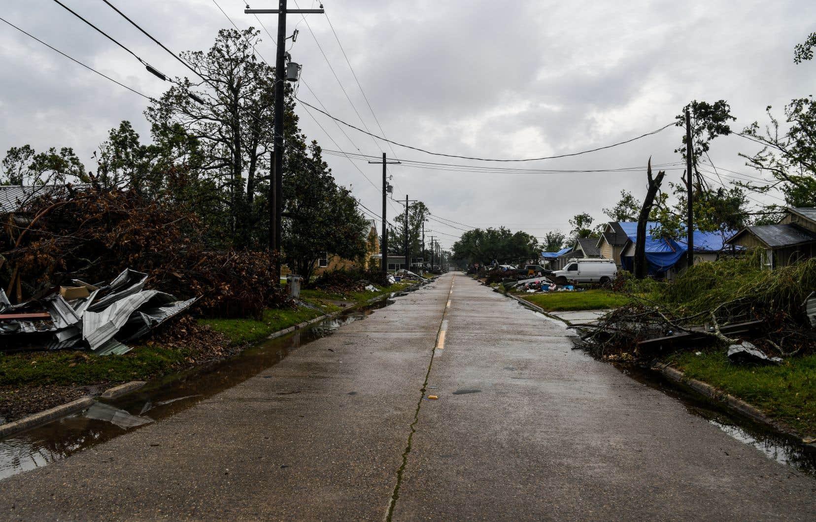 <p>«Delta» est attendu vendredi sur des zones du littoral américain déjà gravement endommagées par l'ouragan «Laura» il y a quelques semaines à peine.</p>