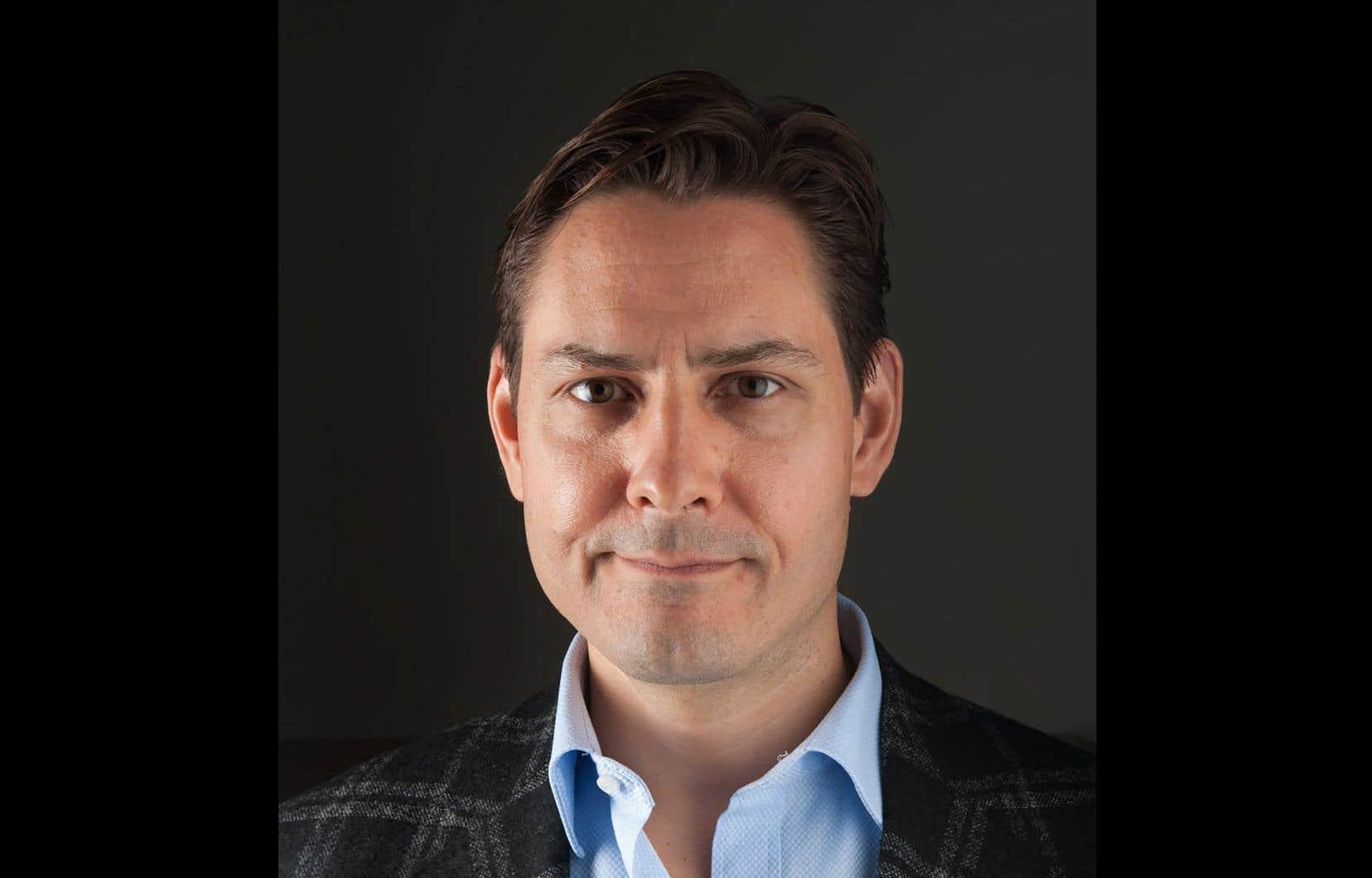 L'ex-diplomate Michael Kovrig est emprisonné en Chine depuis le 10 décembre 2018.