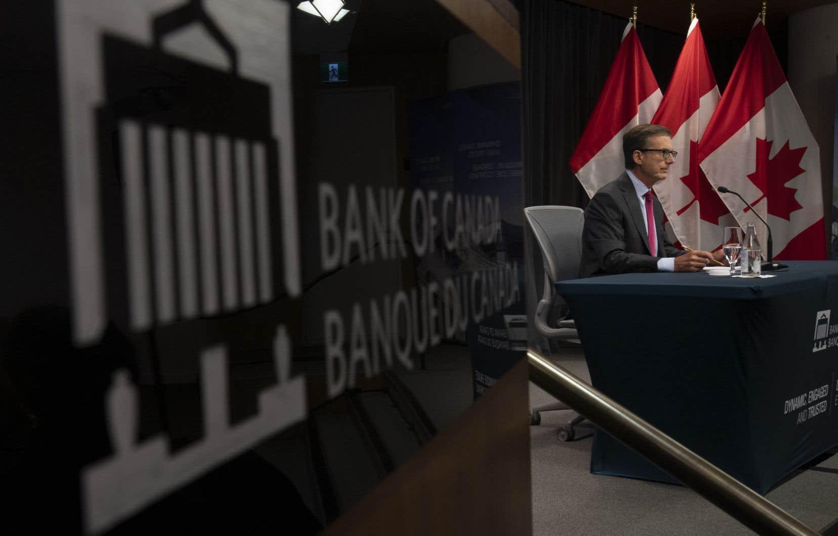 Comme la Banque du Canada continue d'affirmer avoir comme seul objectif le contrôle de l'inflation, il y a un certain flou quant aux autres préoccupations qu'elle peut avoir.