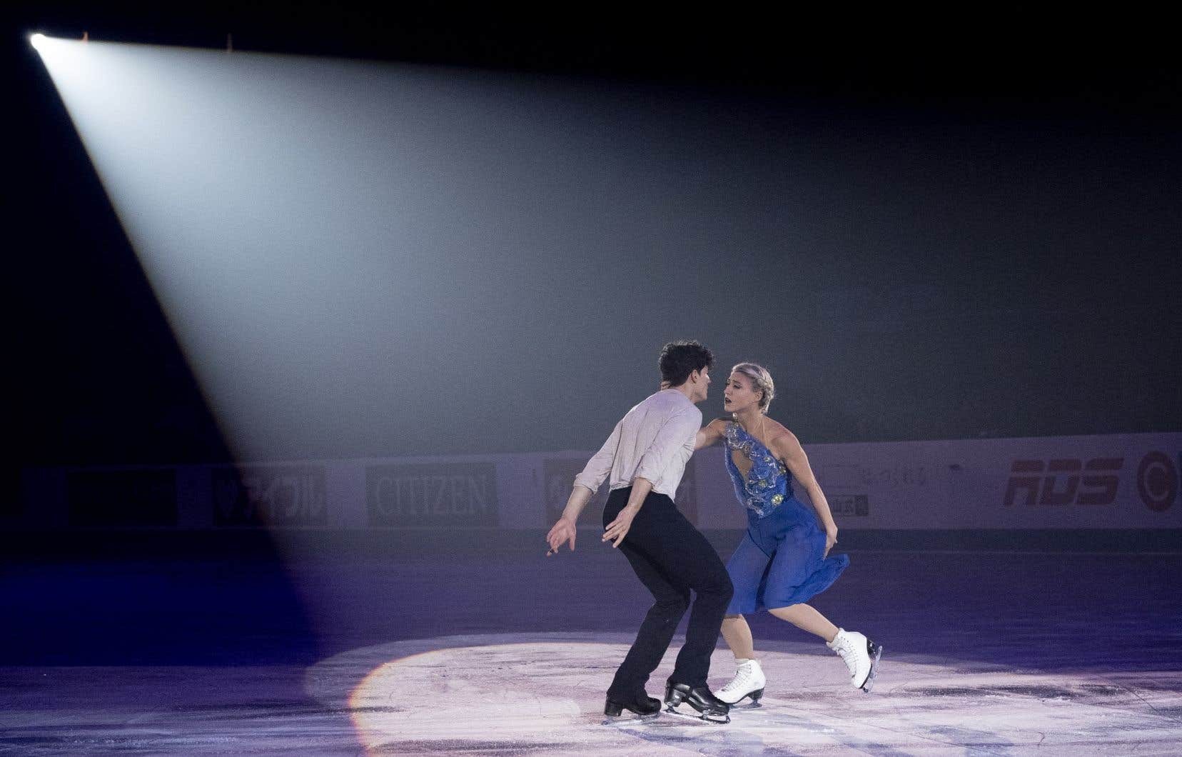 L'événement aurait sonné lieu à la première compétition pour les patineurs canadiens depuis que la pandémie de la COVID-19 a forcé l'annulation des Championnats mondiaux, qui devaient commencer à Montréal le 16mars.