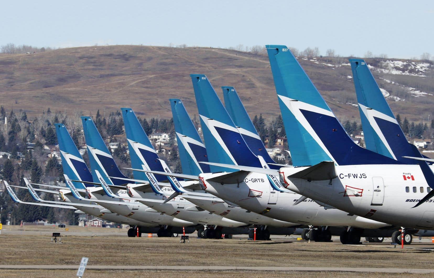 WestJet, qui réduira de 80% sa capacité dans les Maritimes, se retirera des aéroports deMoncton, Fredericton, Sydney et Charlottetown.