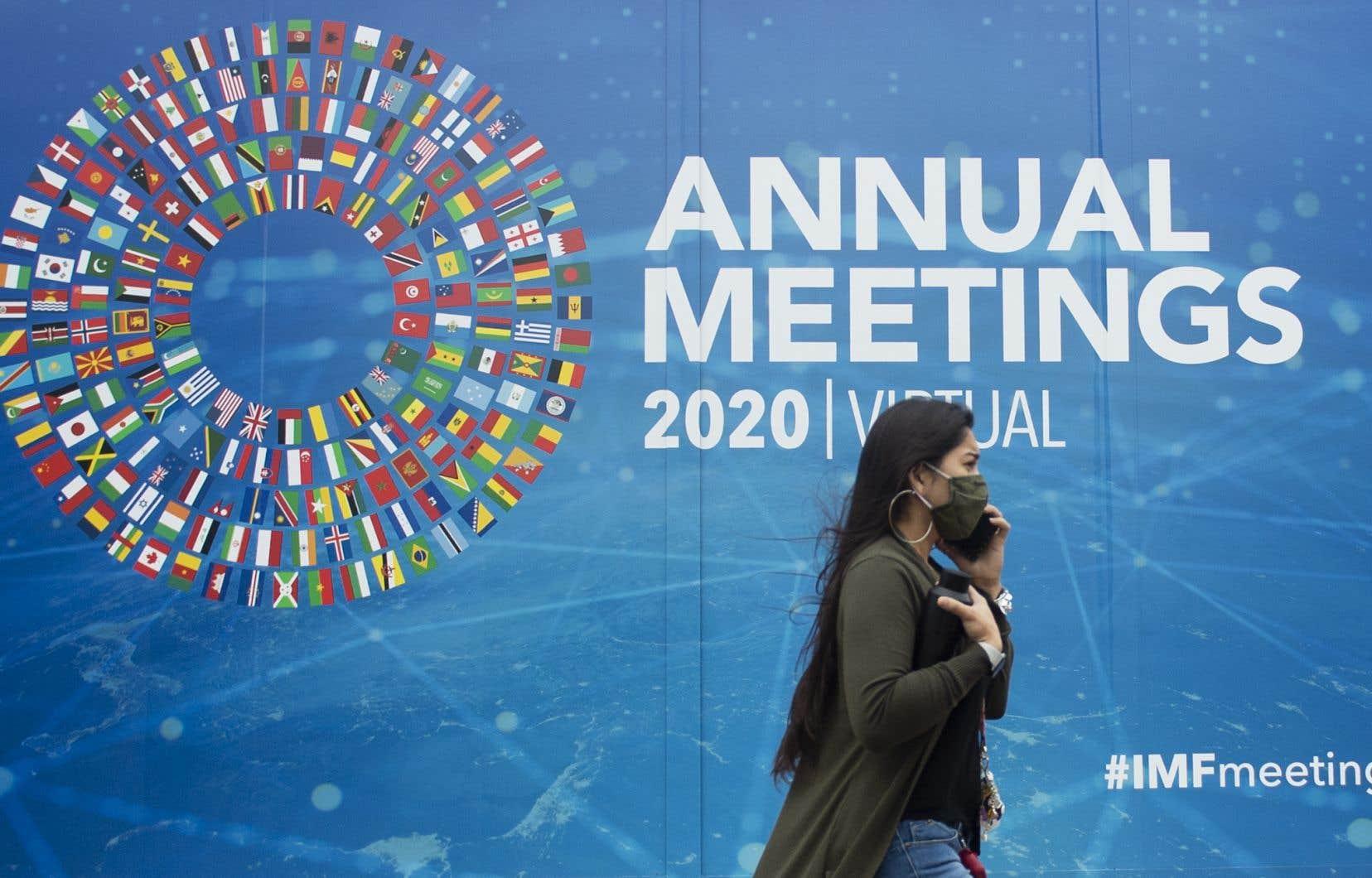 LeFonds monétaire international note que les gouvernements devraient revoir leur politique fiscale pour financer les services essentiels.