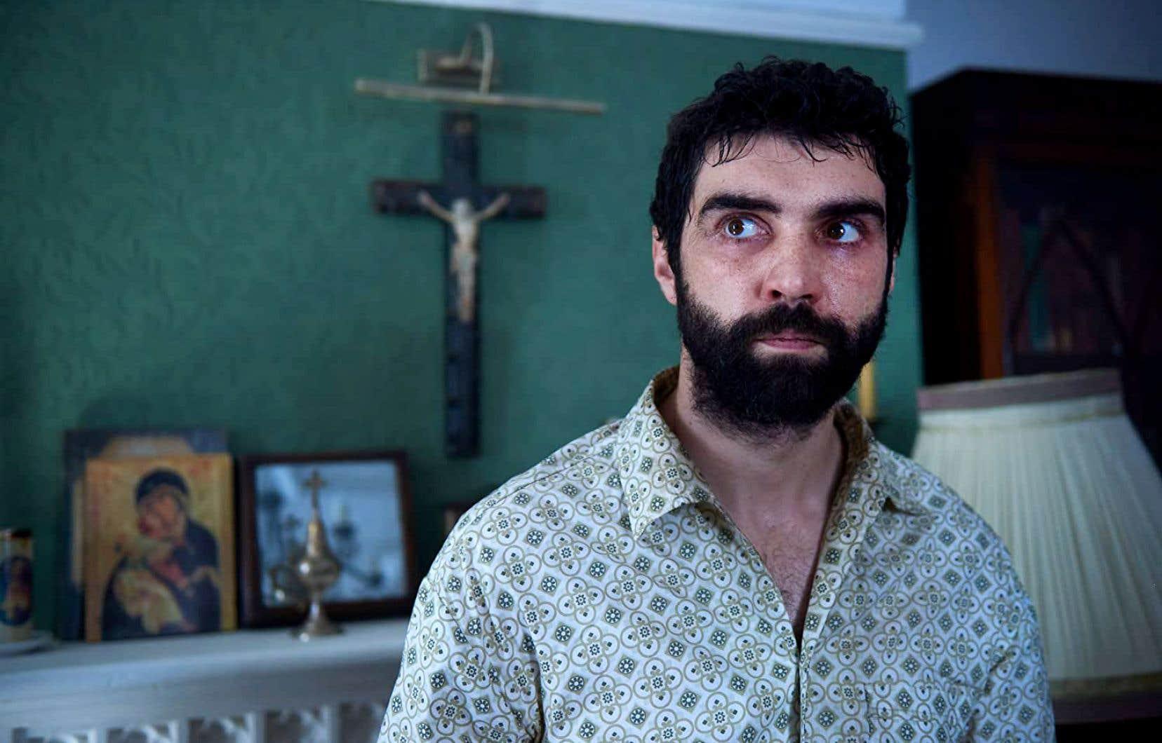 Découvert dans «God's Own Country», l'acteur Alec Secareanu captive d'emblée en Tomaz.