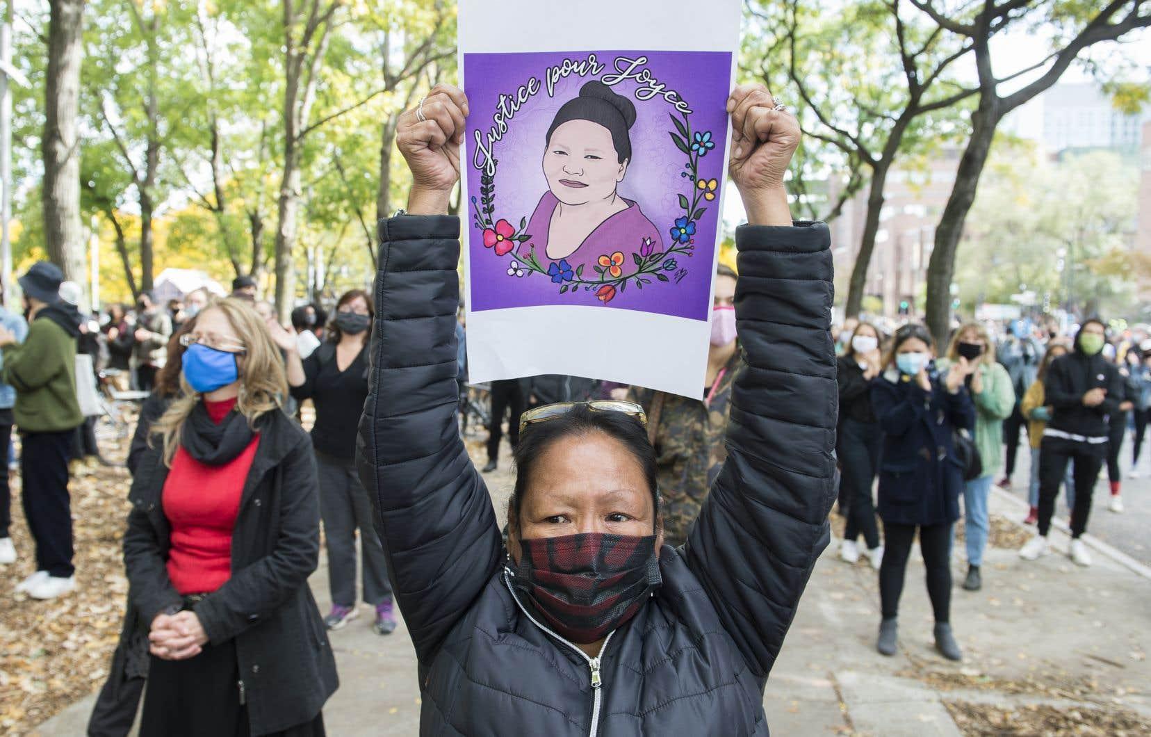 Dans un communiqué publié dans la foulée de la mort de Joyce Echaquan, le Conseil cri de la santé et des services sociaux de la Baie-James déclarait qu'«aucun organisme de santé n'est à l'abri du racisme systémique».