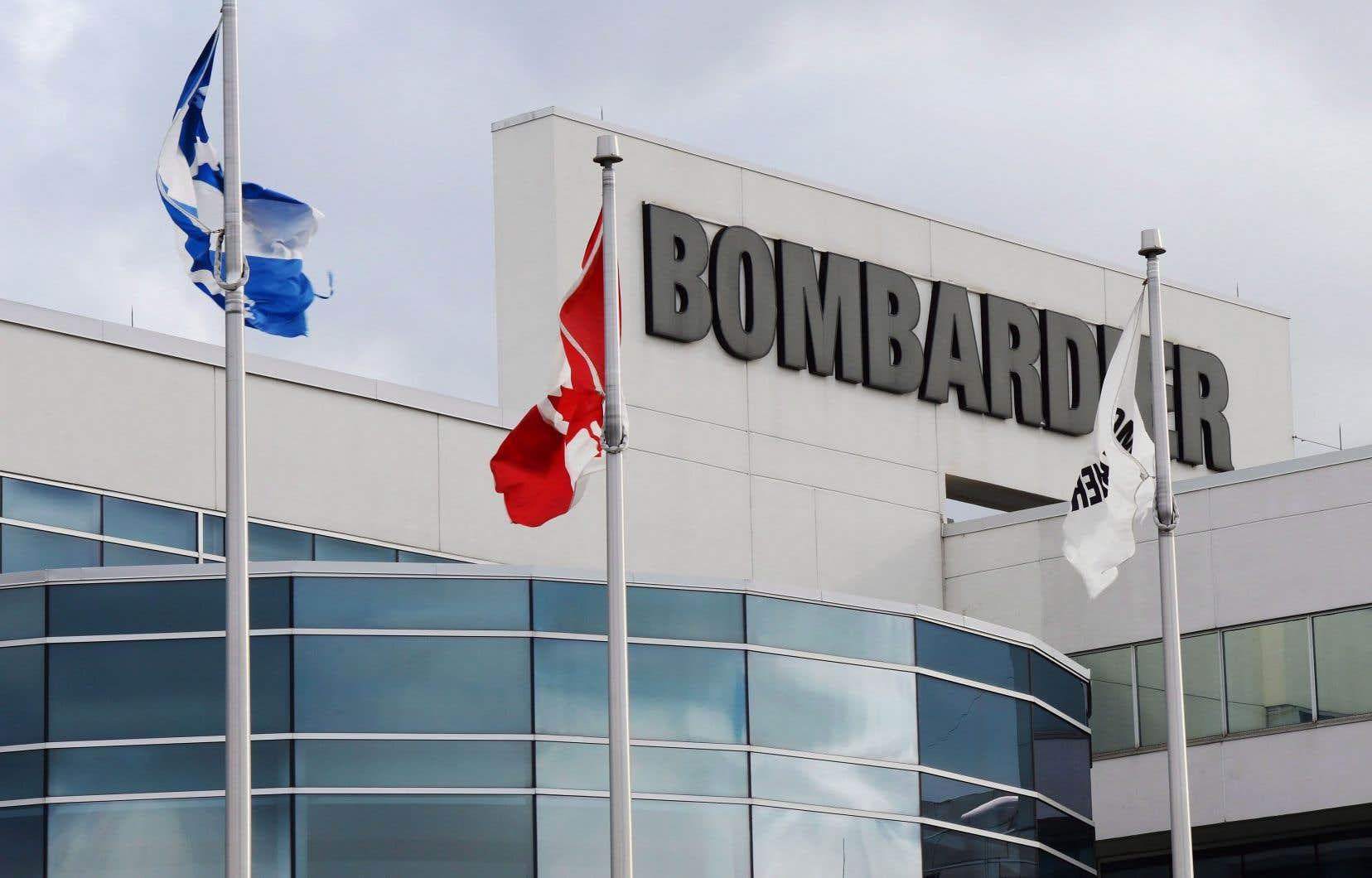 Bombardier s'est recentrée sur les avions d'affaires après avoir cédé plusieurs divisions pour redresser son bilan, mais la pandémie l'empêche maintenant de faire des prévisions financières.