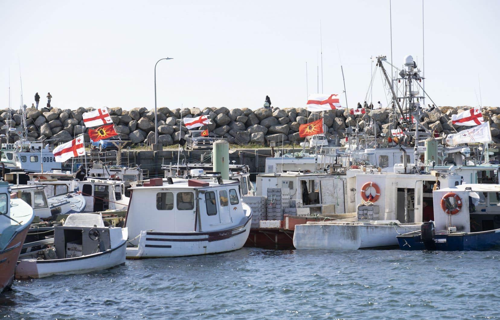 Des pêcheurs non autochtones sont frustrés par la pêche au homard «autoréglementée» des Mi'kmaq, lancée en dehors de la saison prévue par la réglementation fédérale, qui doit débuter vers la fin du mois de novembre.