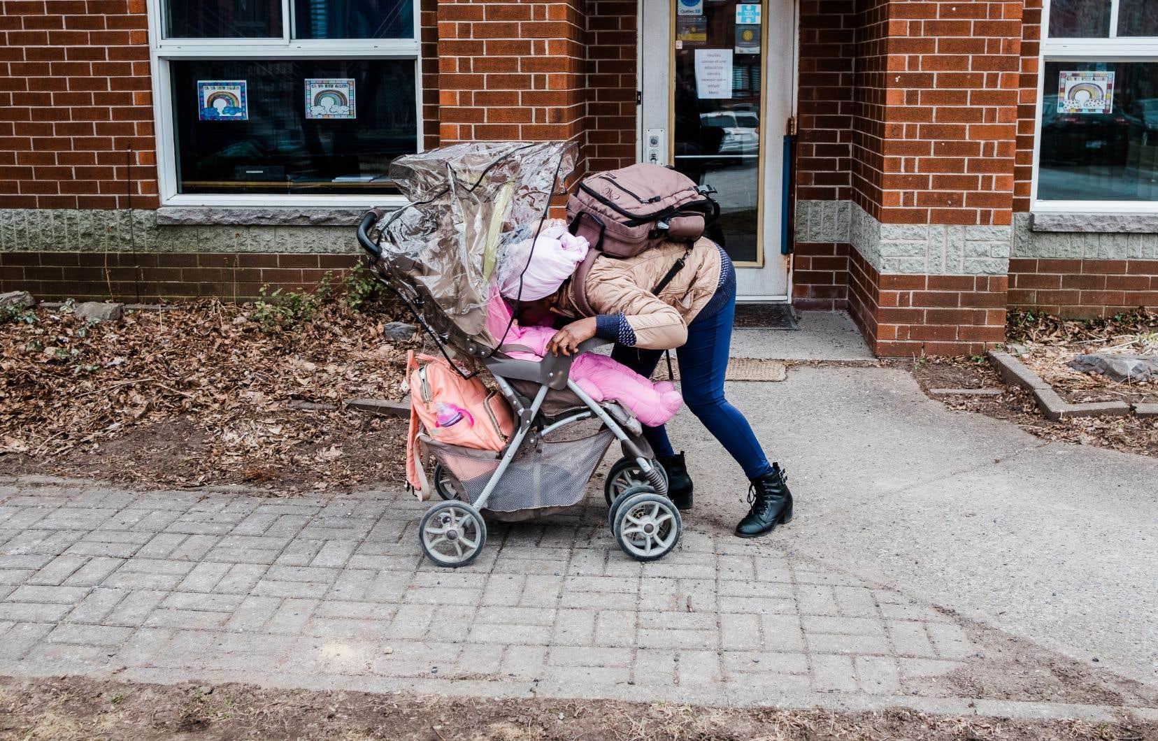 Le Québec n'est pas actuellement prêt pour répondre adéquatement aux besoins atypiques de ces nombreuses familles.