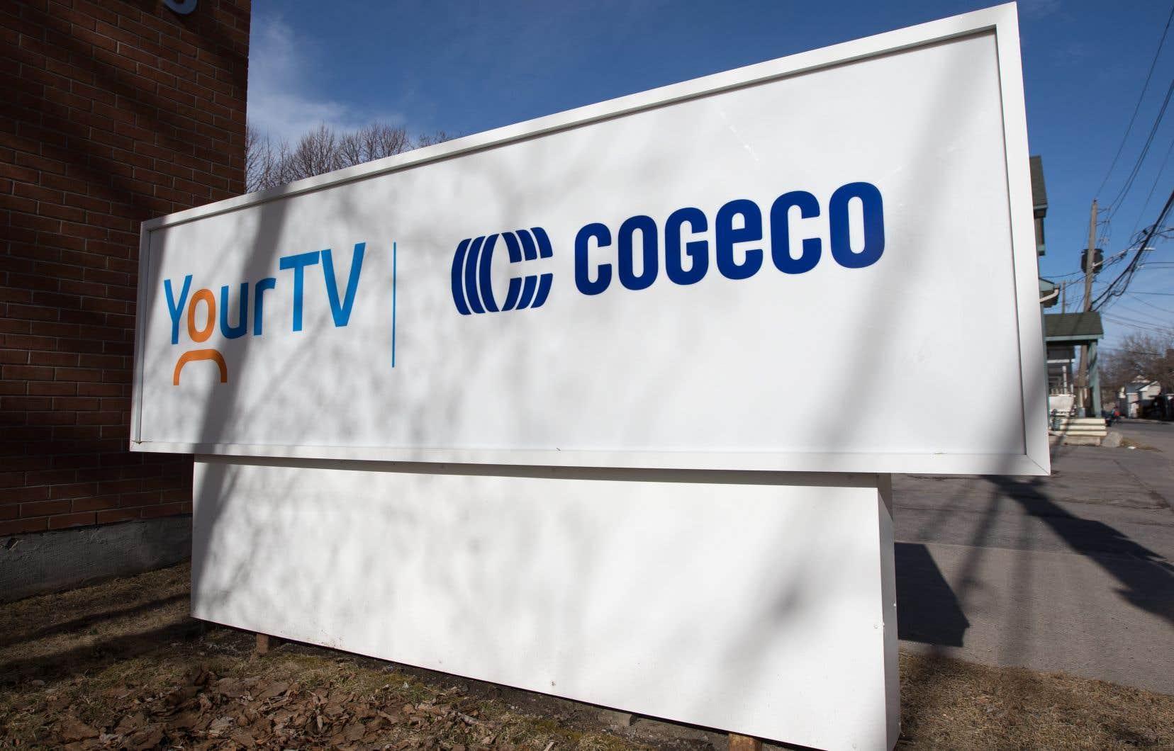 La mécanique de l'offre d'Altice USA et Rogers table sur un partage des actifs de Cogeco et de sa principale filiale.