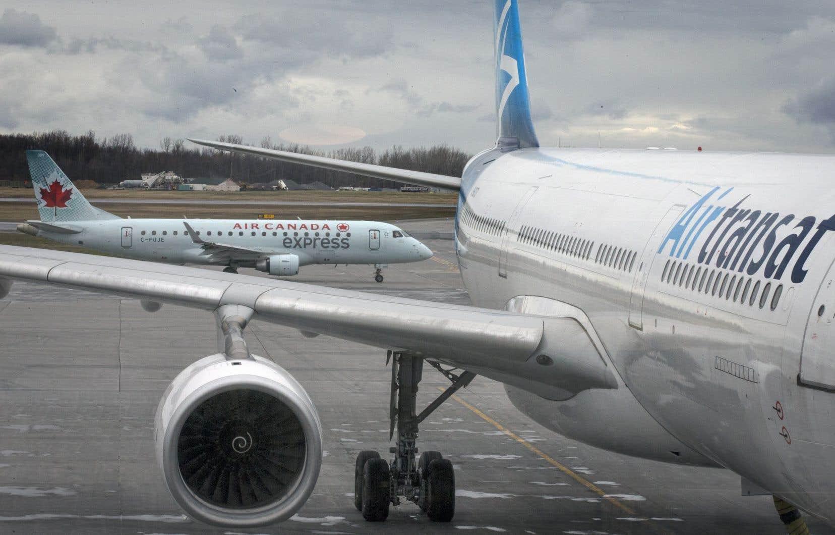 Le gouvernement Trudeau n'exclut pas une prise de participation au sein des compagnies aériennes.