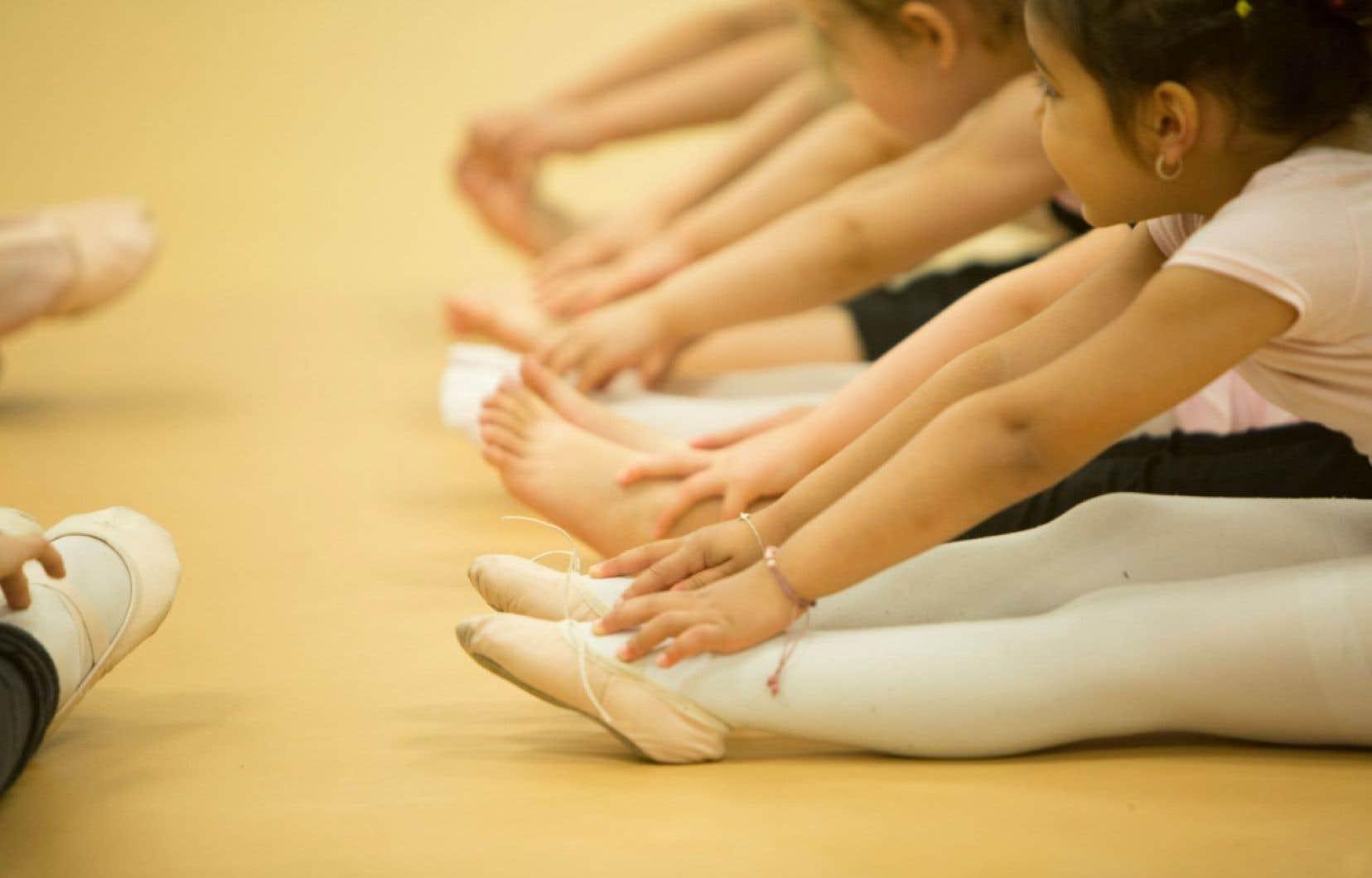 Pas moins de 382 des écoles de danse de loisir sont sises en zone rouge et sont temporairement fermées. Elles rassemblent normalement 130000 élèves.