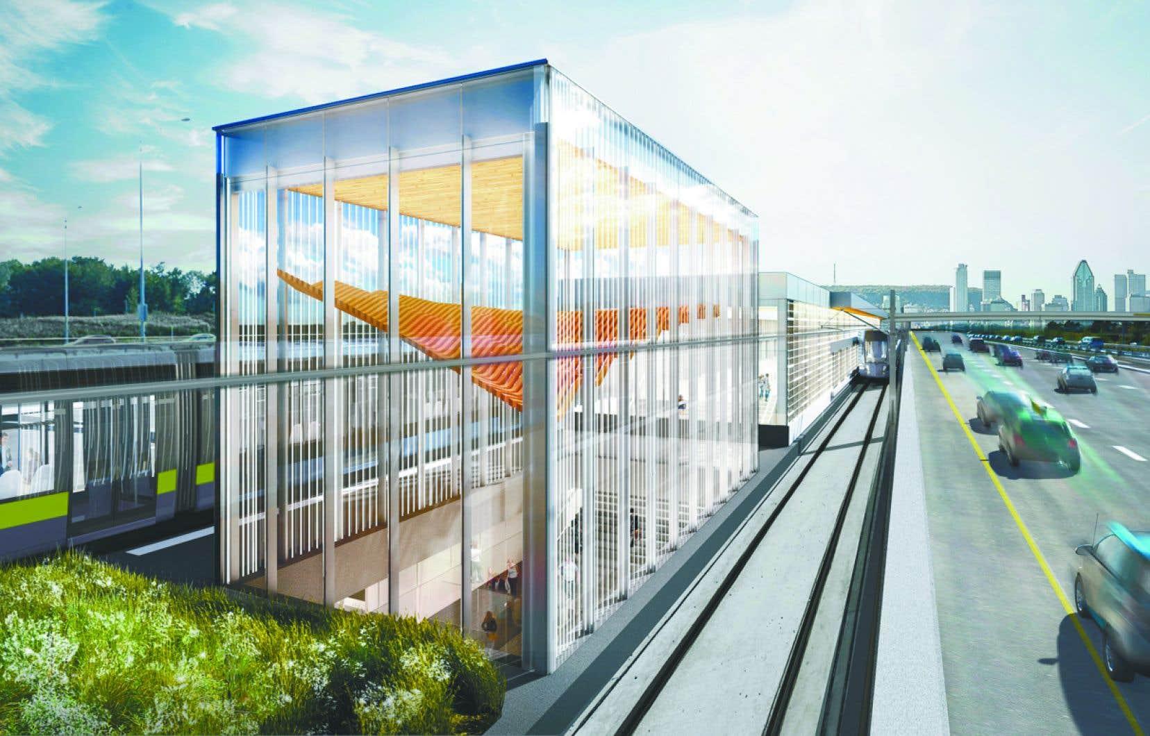 L'étude de CDPQ Infra a pour but d'«identifier la solution optimale pour un projet de mobilité structurant pour la Rive-Sud de Montréal, comme le Réseau express métropolitain l'est pour la région métropolitaine», peut-on lire dans le communiqué du ministère des Transports.