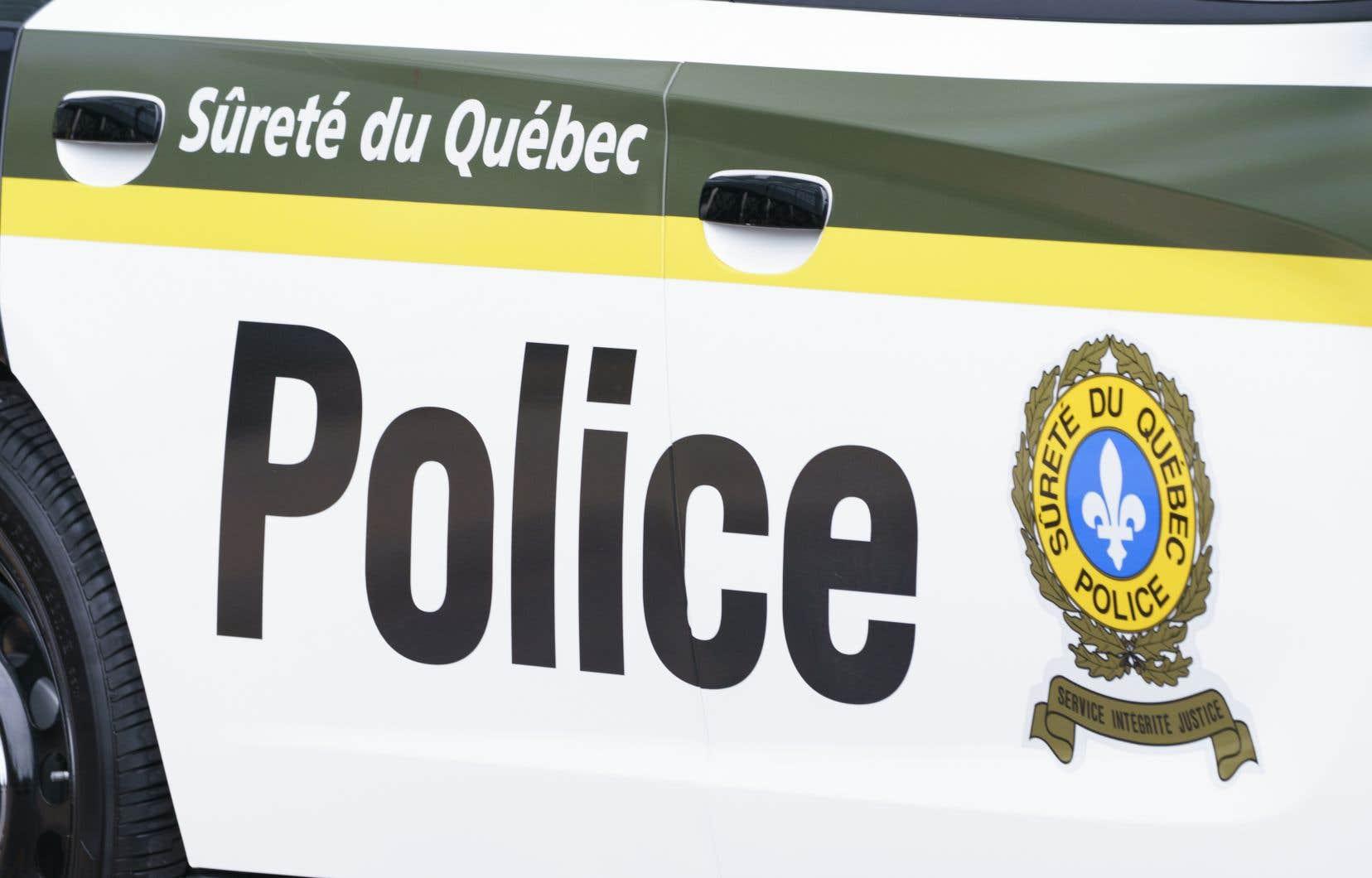 Les équipes de la SQ ont procédé à 676 saisies qui seraient liées au crime organisé en 2019.