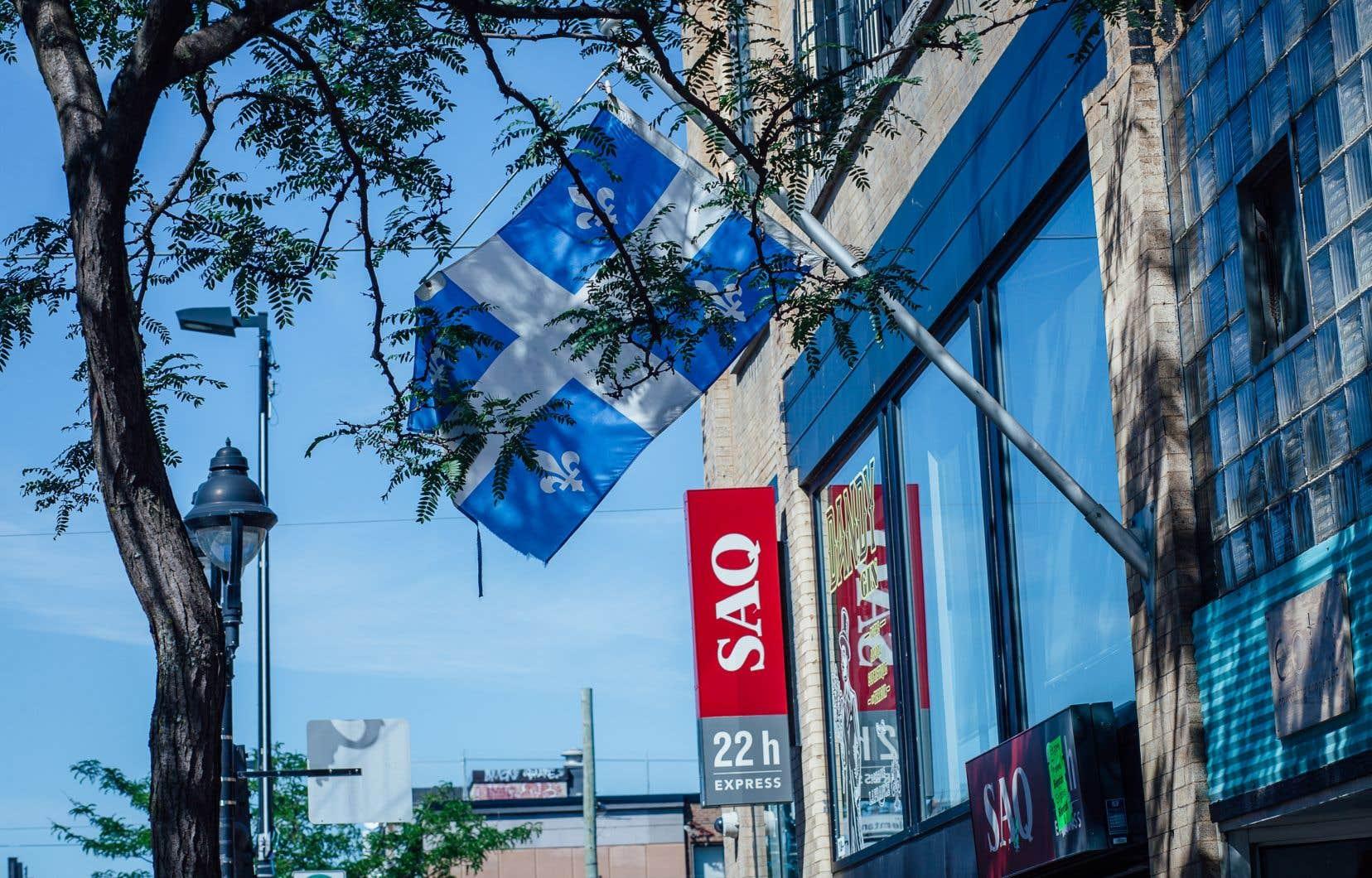 La Société des alcools du Québec a déposé mardi son plan stratégique 2021-2023 à l'Assemblée nationale.
