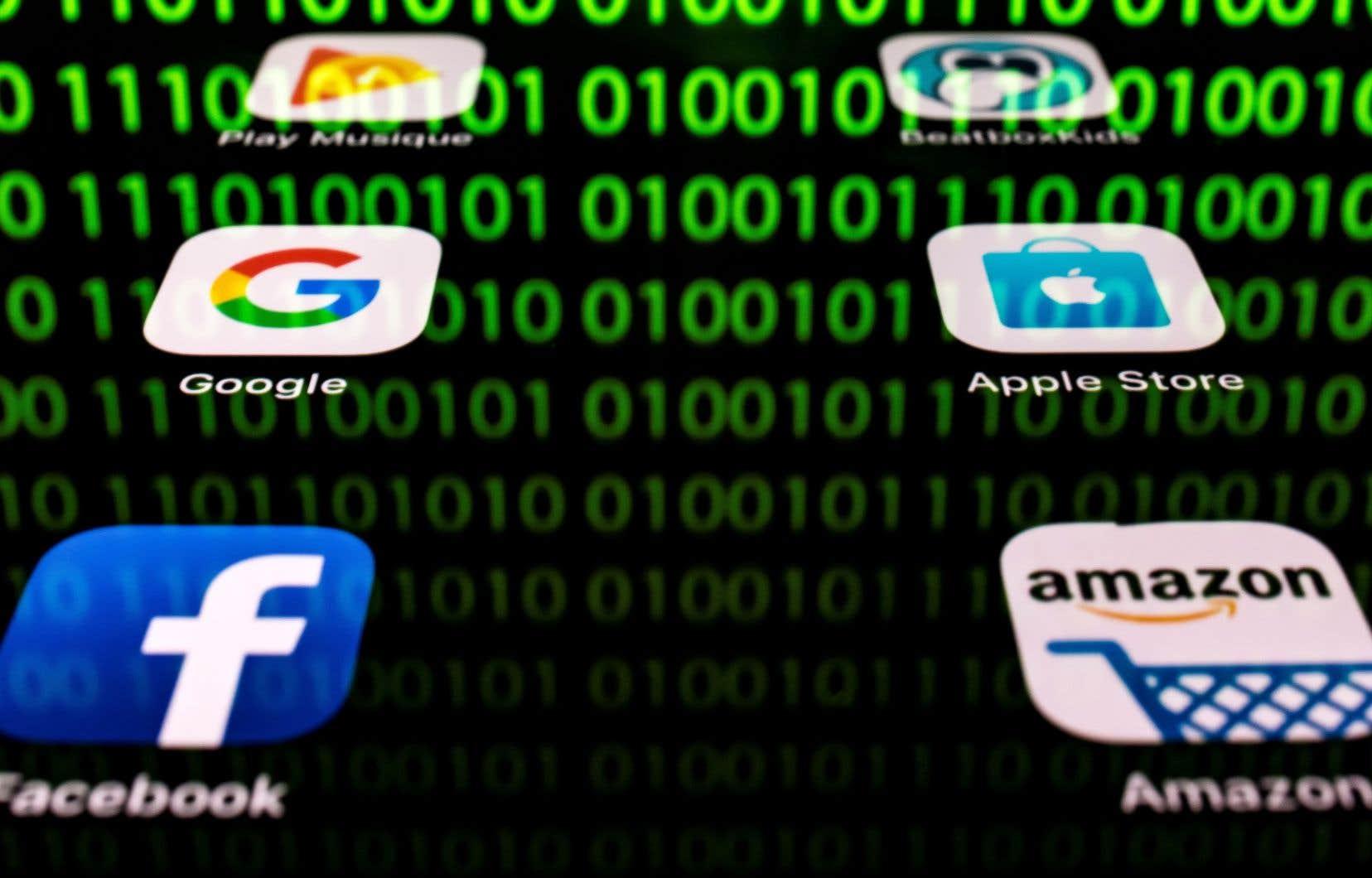 Le ministre William Barr avait promis dès son entrée en poste de serrer la vis aux géants de l'Internet.