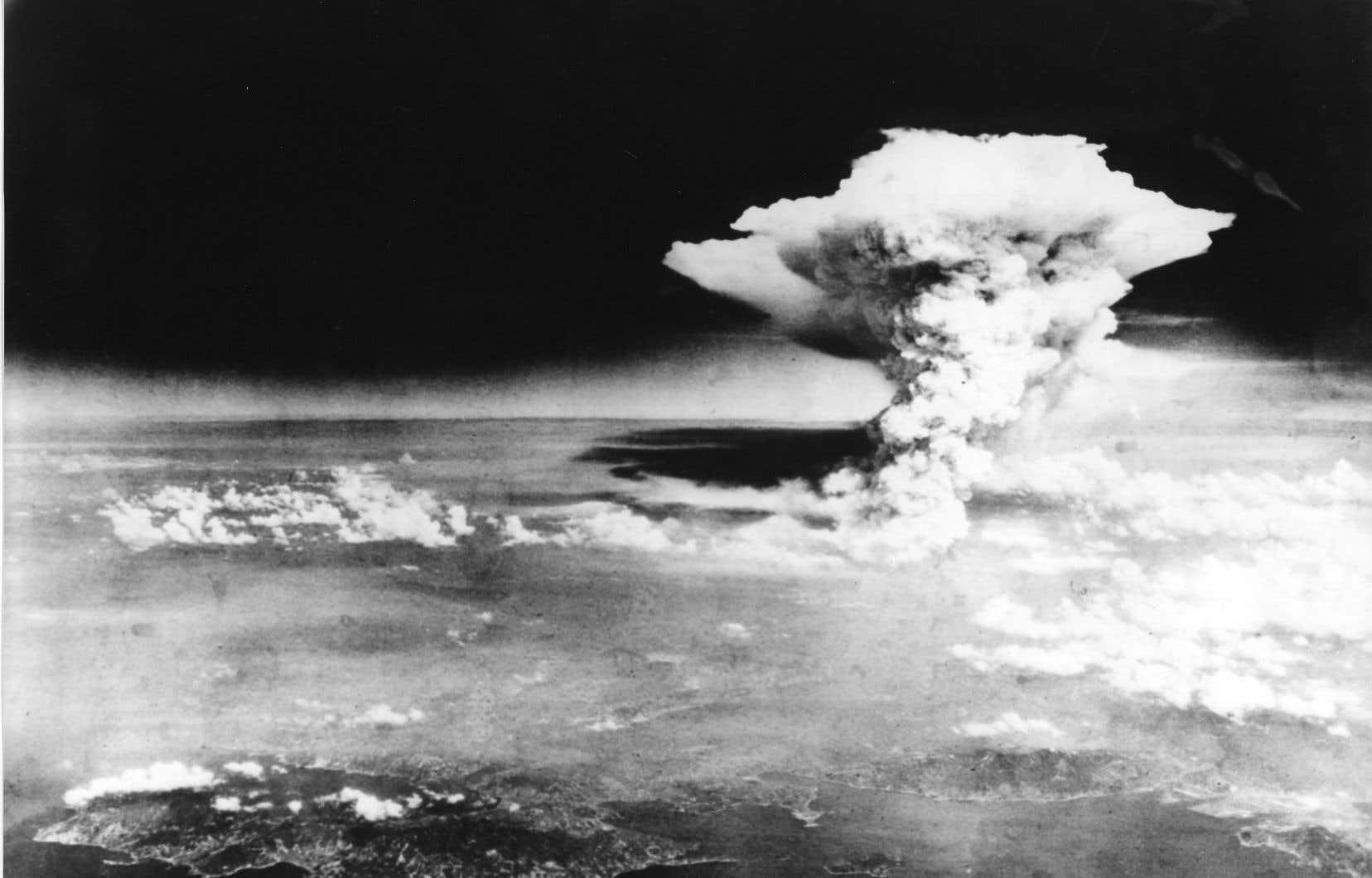 Montréal, un laboratoire secret et la bombe atomique