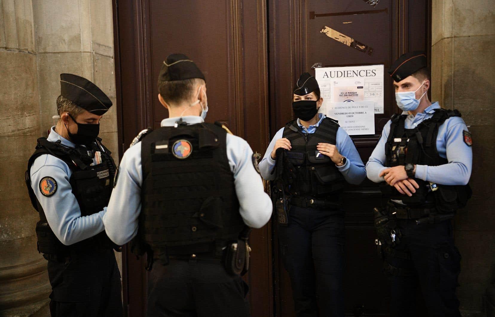 Le parquet antiterroriste doit tenir une conférence de presse à Paris mercredi.