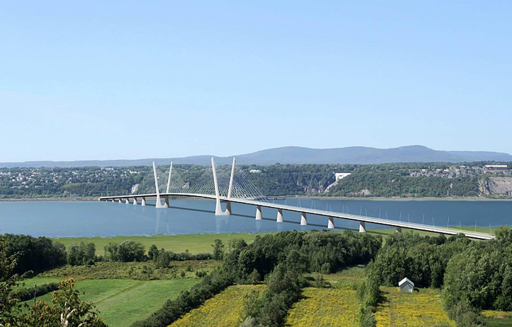 La construction du nouvel ouvrage devrait être entreprise en 2022 et se conclure en 2027.