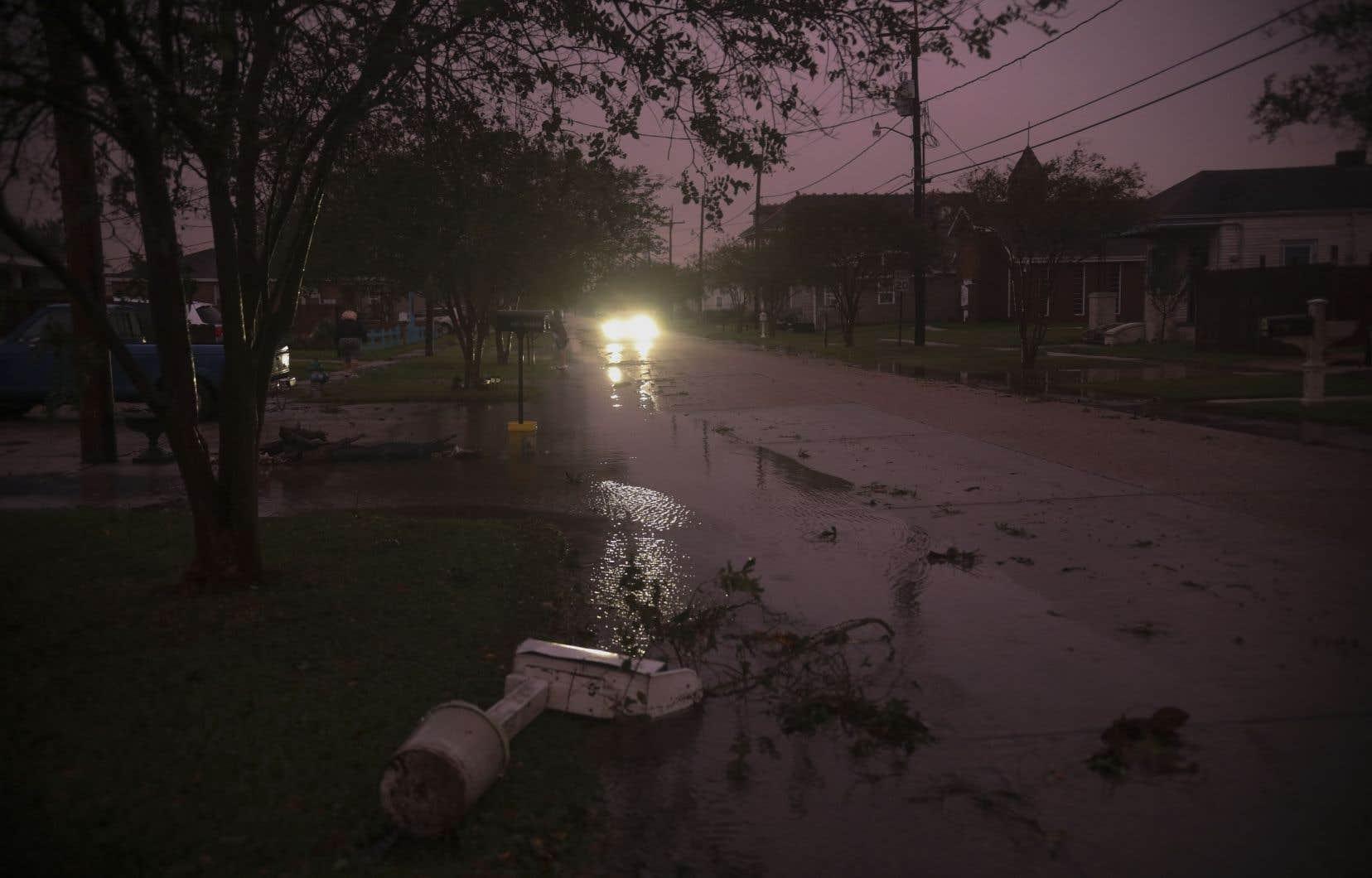 Cette année, les effets de sept tempêtes ou ouragans se sont fait ressentir, à des degrés divers, en Louisiane.