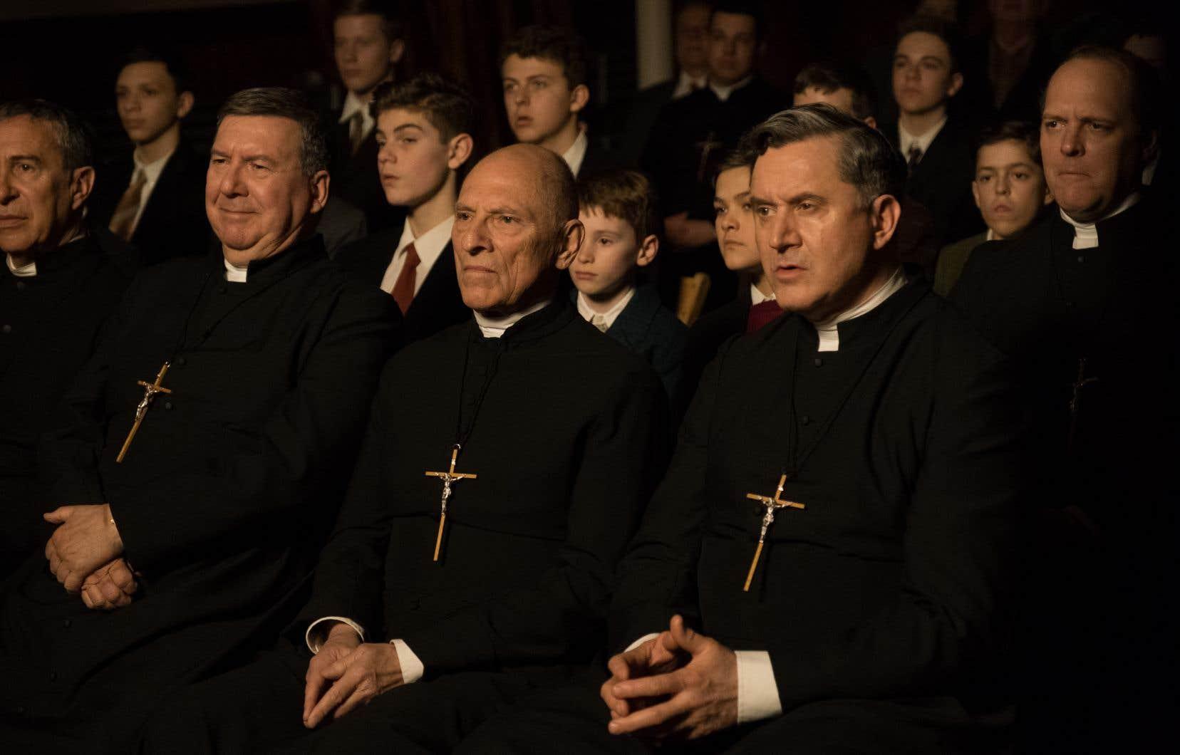 Nouveau film attendu de Benoît Pilon, la chronique «Le club Vinland», sur un groupe de séminaristes et leur éducateur avant-gardiste à la fin des années1940, ouvrira les festivités du FCIAT.