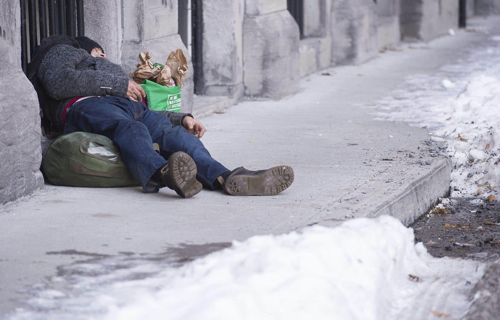 Quelque 1650 places en refuge seront offertes cette année aux sans-abris.