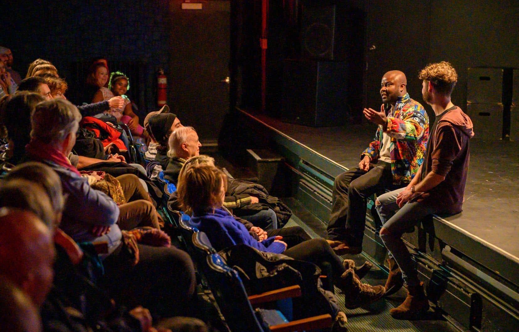 Chaque année le Cabaret de la diversité nomme un jeune ambassadeur du vivre-ensemble.