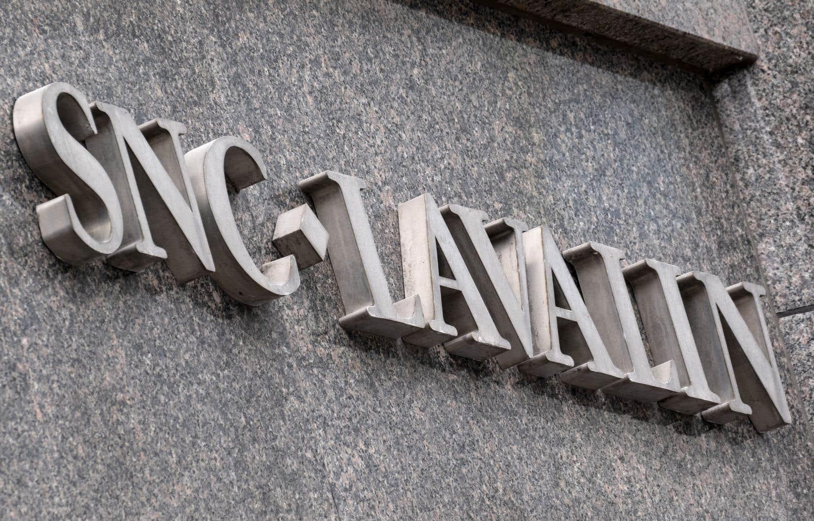 À la Bourse de Toronto, vendredi, SNC-Lavalin a vu son action toucher un creux des 52 dernières semaines, en se négociant temporairement à 17,50$.