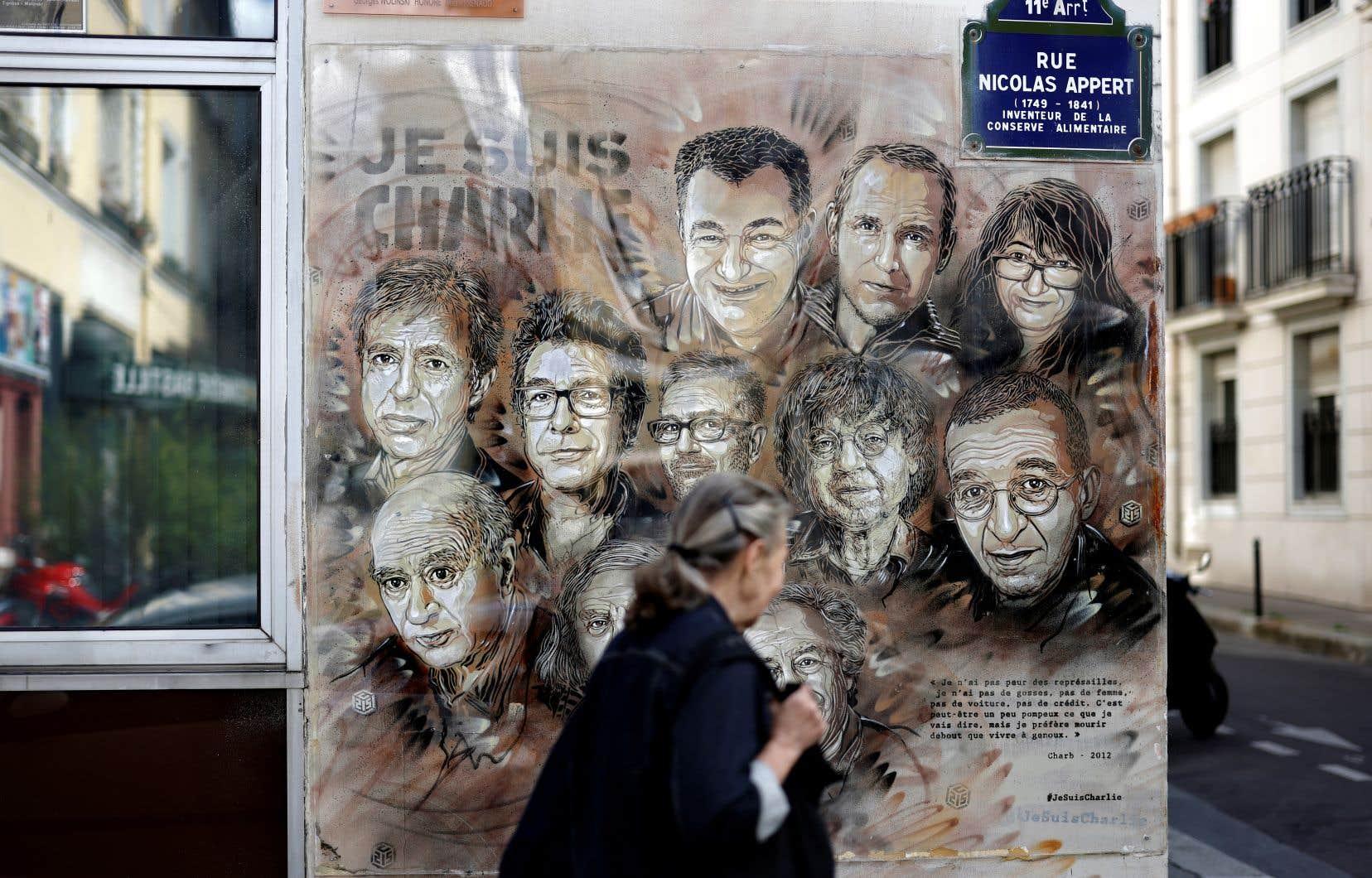 Les attentats contre «Charlie Hebdo», des policiers et l'Hyper Cacher avaient fait 17 morts et soulevé une onde de choc internationale.