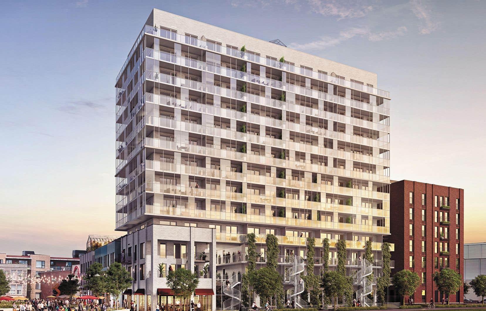 Esplanade Cartier | SAINTE-MARIE