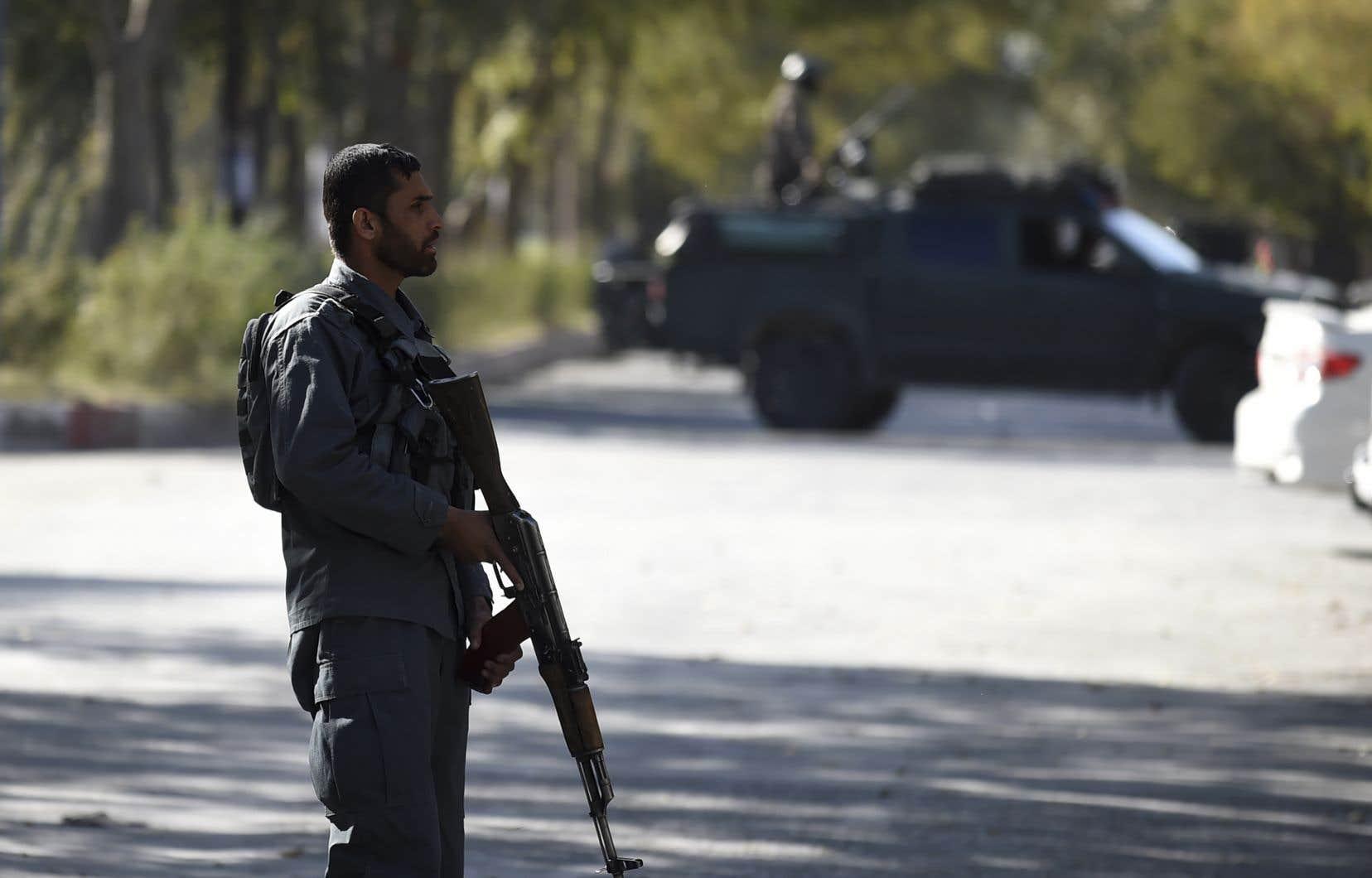 Les affrontements ont opposé pendant plusieurs heures les assaillants aux forces de sécurité à l'intérieur de la plus grande université du pays.