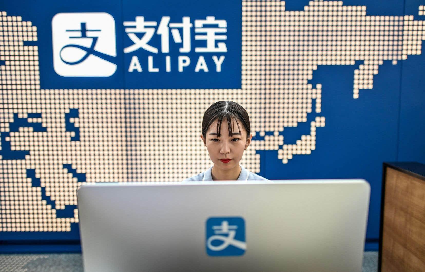 Ant Group, qui compte 731millions d'utilisateurs mensuels actifs sur sa plateforme de paiement Alipay, a contribué à révolutionner le commerce et les services de paiement en Chine.