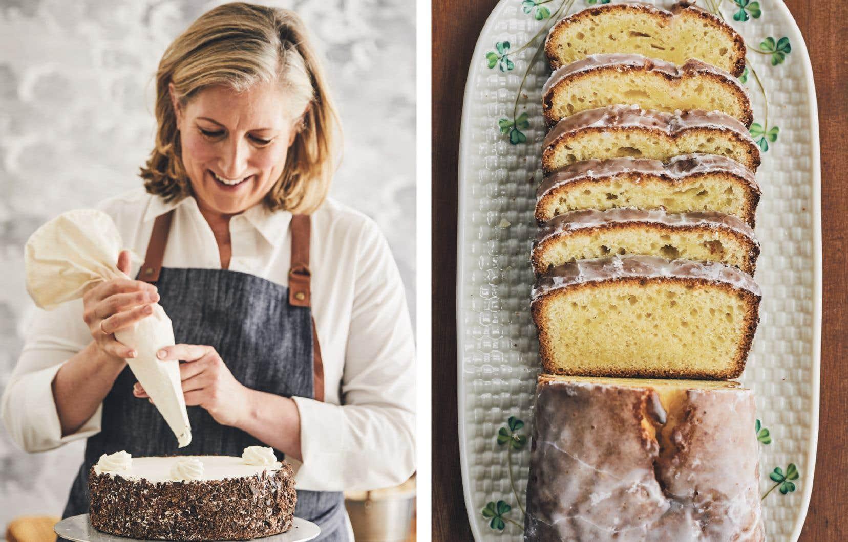 Dans son livre, Lesley Chesterman transmet ses judicieux conseils pour réussir plus d'une centaine de classiques culinaires avec brio (comme le gâteau forêt-noire ou le gâteau au citron).