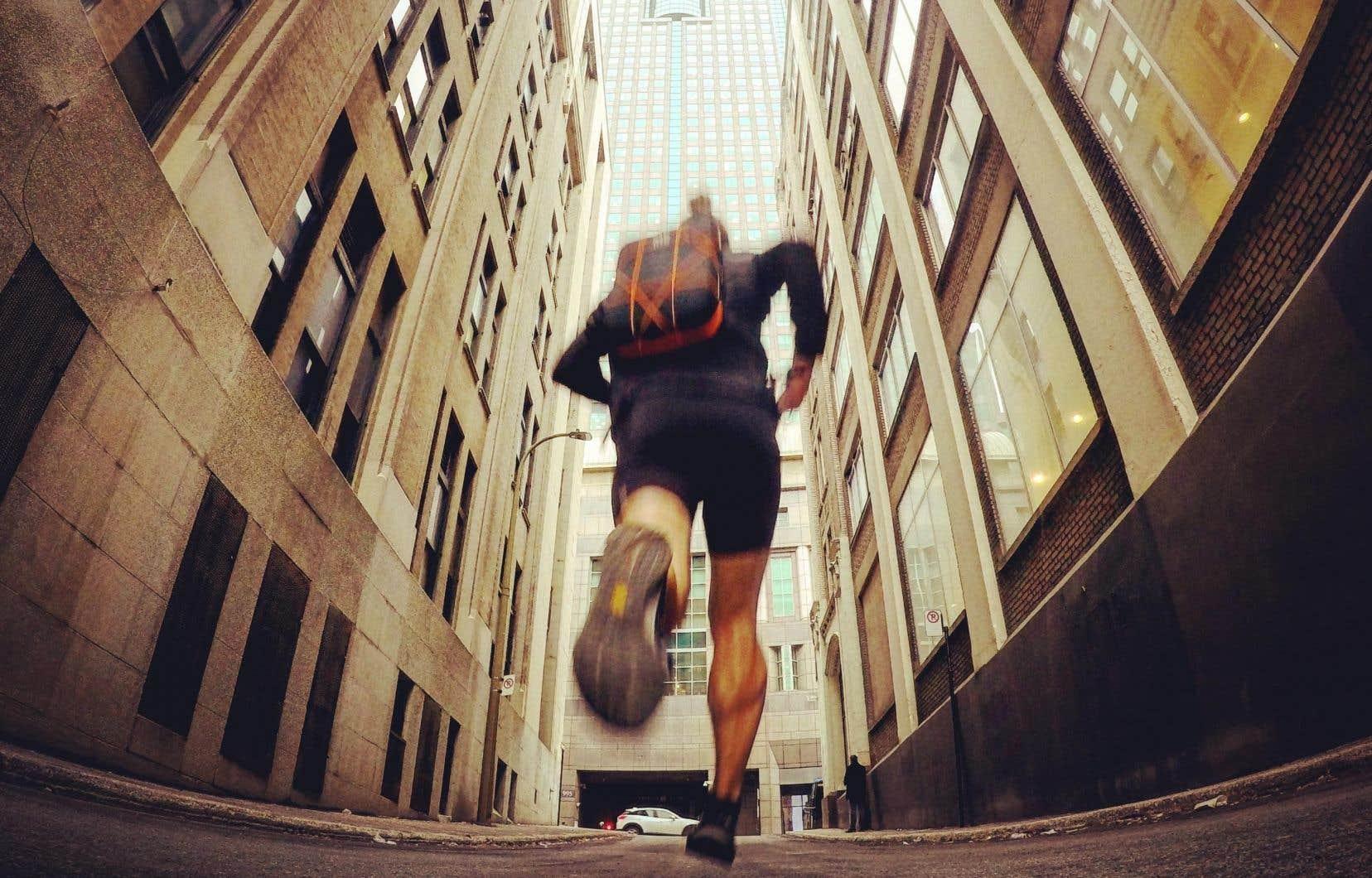 Pour l'ultra-marathonien Joan Roch, la course à pied est bien plus qu'une activité de mise en forme.