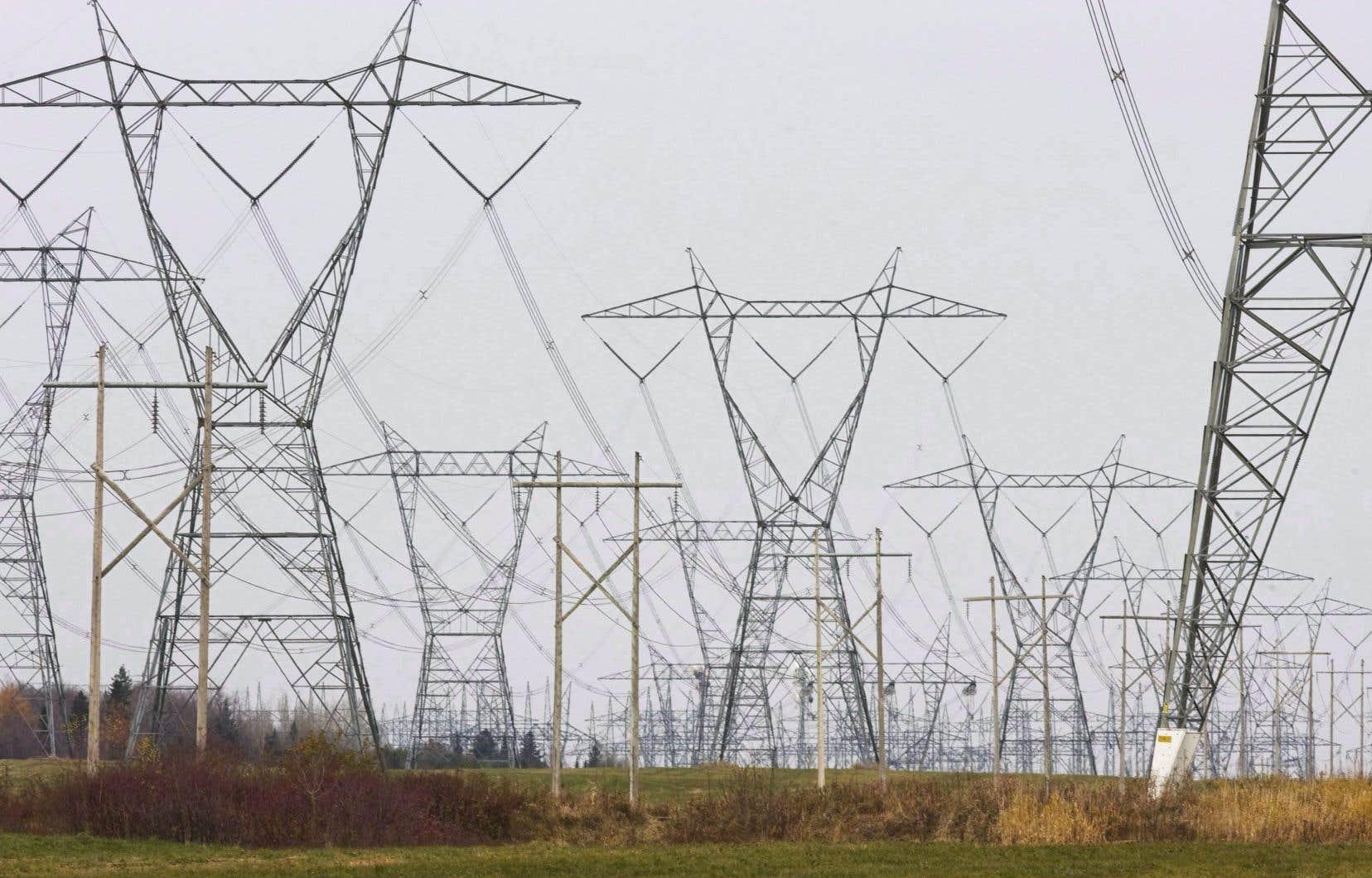 Le projet New England Clean Energy Connect permettrait à Hydro-Québec d'exporter son énergie vers le Massachusetts.