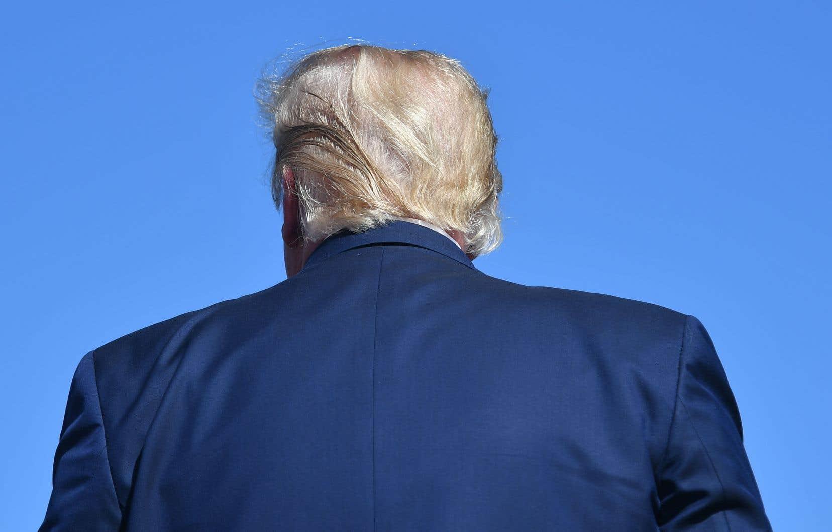 Le «personnage» Donald Trump va survivre au-delà du processus électoral.