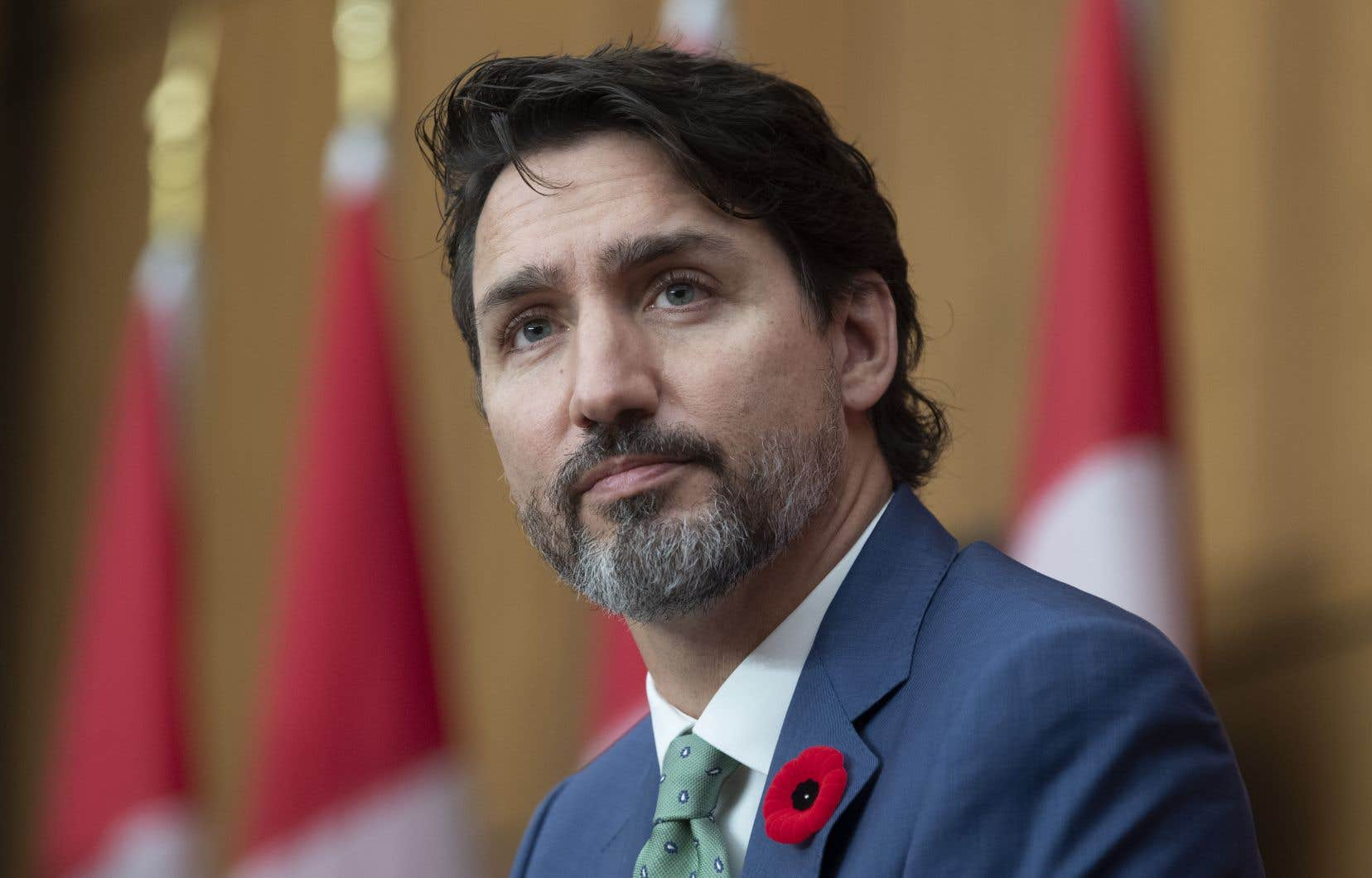 «J'ai vraiment hâte de poursuivre notre travail en ce sens, avec vous», a écrit M.Trudeau.