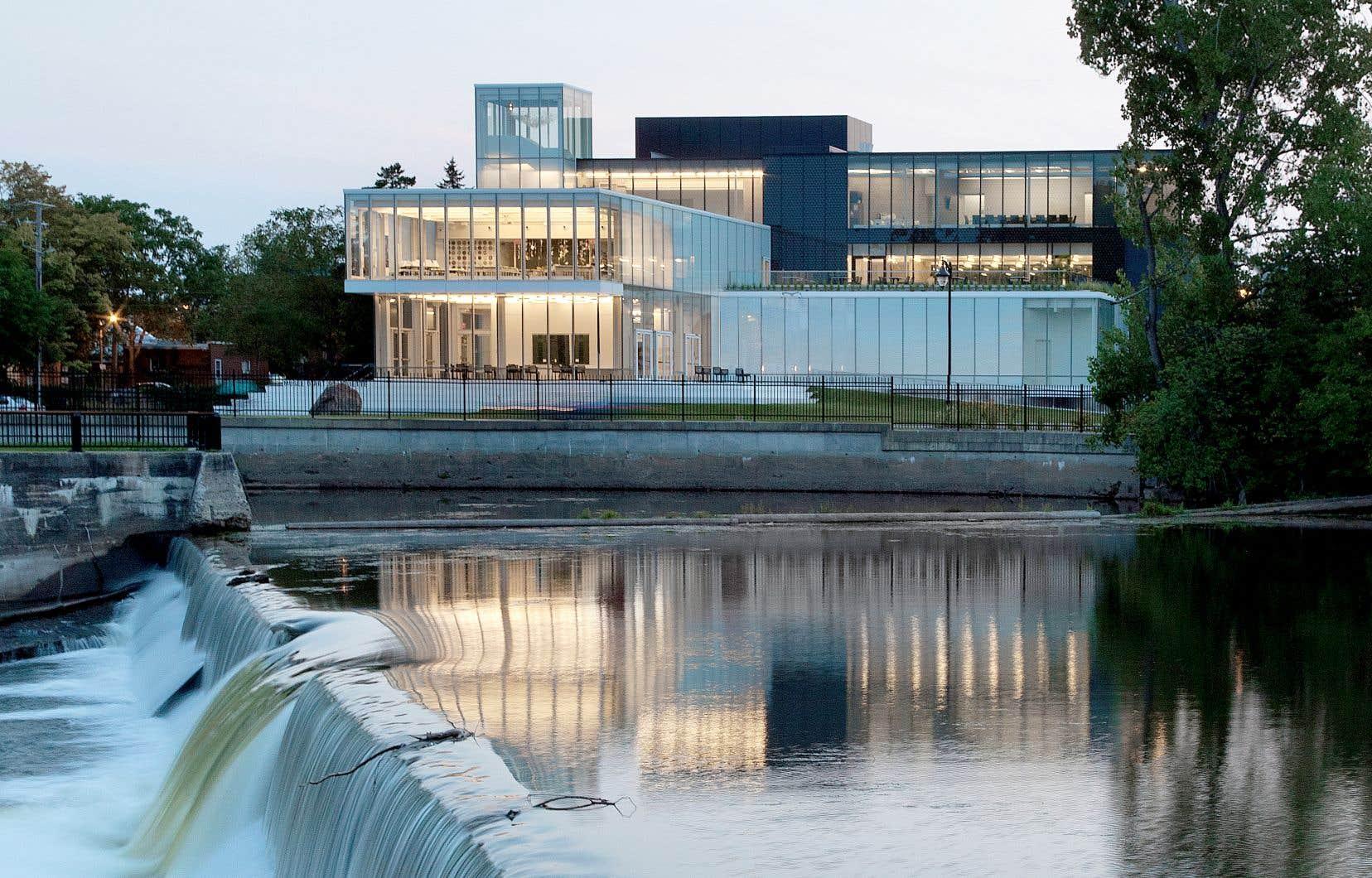 Au Musée d'art de Joliette, l'année 2020 affiche un manque à gagner de plus d'un demi-million de dollars.