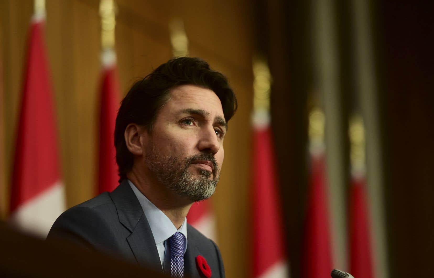 «La Chine continue de croire que, si elle applique suffisamment de pression sur nous, nous céderons, quand c'est exactement le contraire de notre position», a déclaré le premier ministre canadien dans un entretien au «Financial Times».