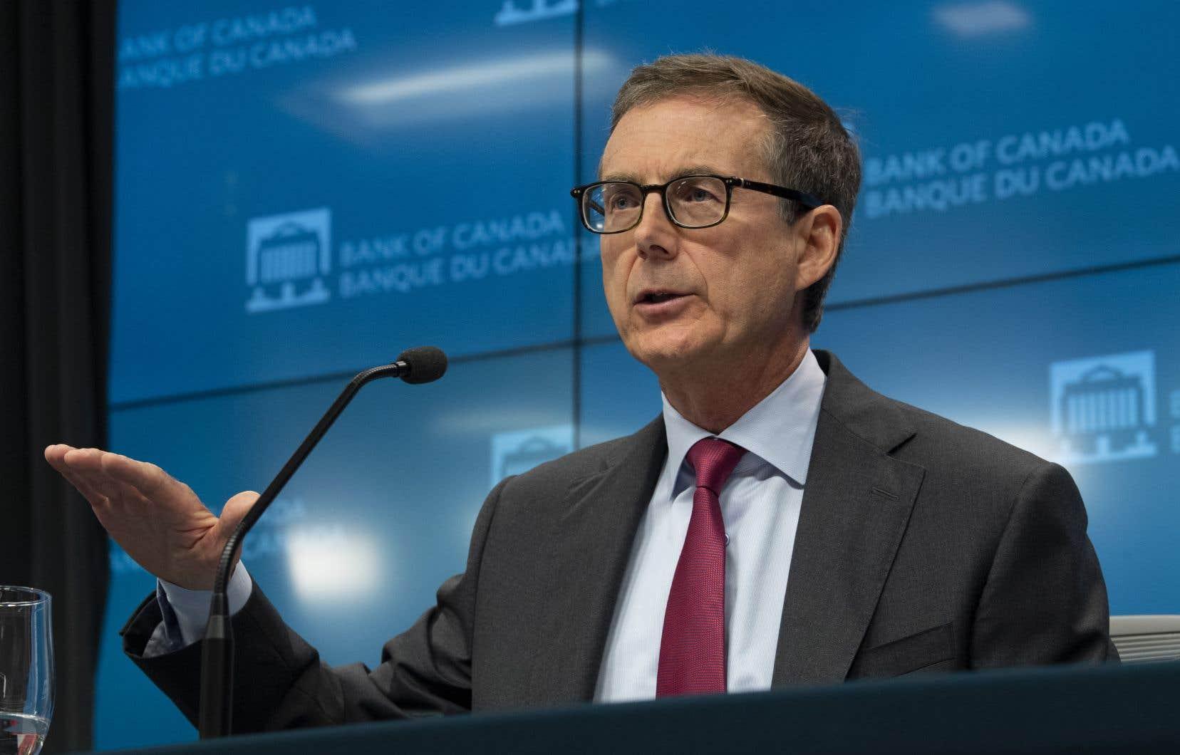 Les changements climatiques vont en s'intensifiant, et il est grand temps d'«augmenter la cadence de nos travaux pour comprendre les répercussions sur l'économie et le système financier», a indiqué lundi le gouverneur de la Banque du Canada, Tiff Macklem.